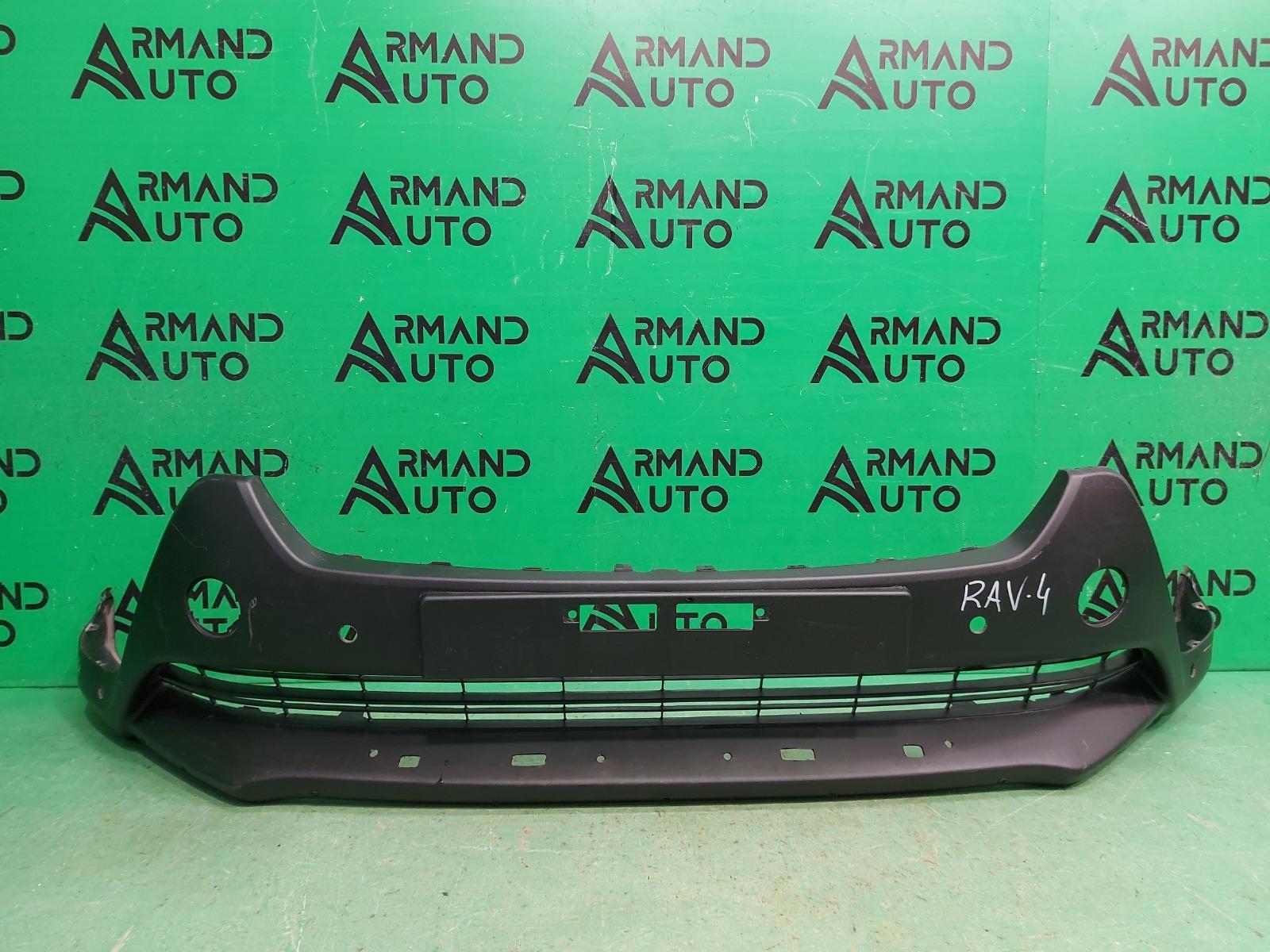 Юбка бампера Toyota Rav4 CA40 2012 передняя (б/у)