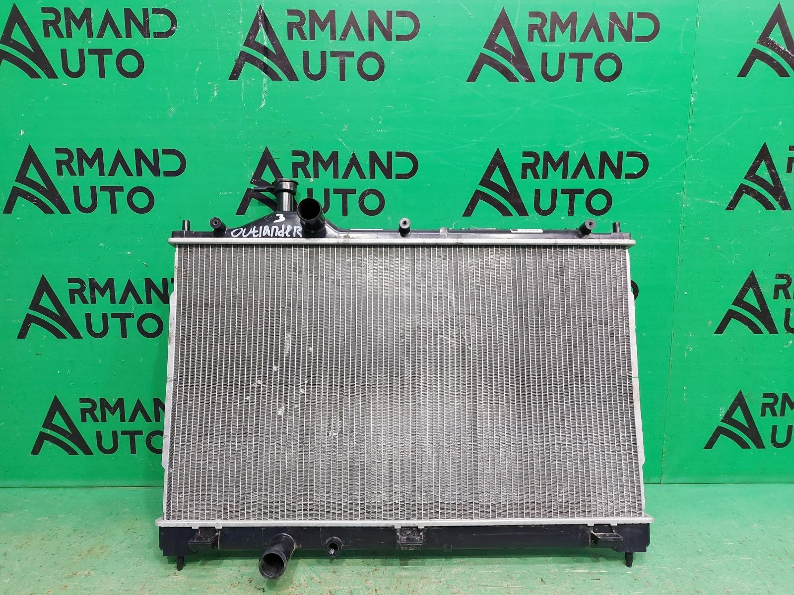 Радиатор охлаждения Mitsubishi Outlander 3 2012 (б/у)