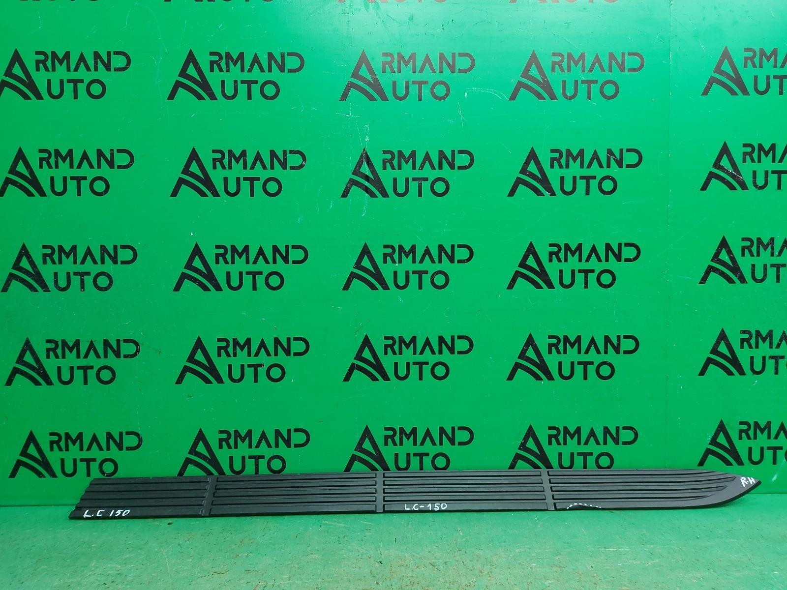 Накладка подножки Toyota Land Cruiser 200 2007 правая (б/у)