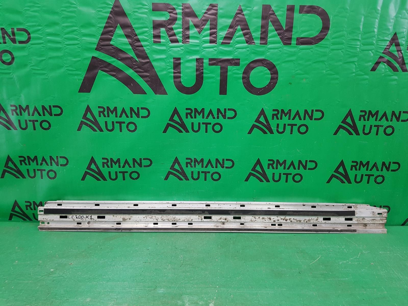 Кронштейн подножки Toyota Land Cruiser Prado 150 2009 левый (б/у)