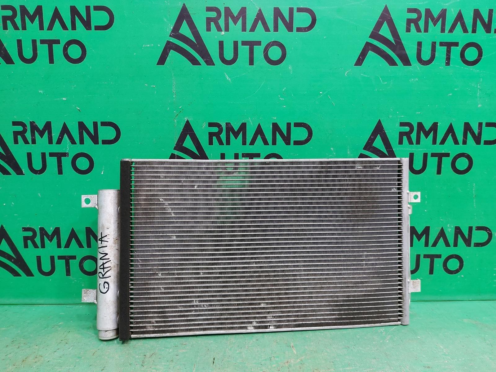 Радиатор кондиционера Lada Granta 2011 (б/у)
