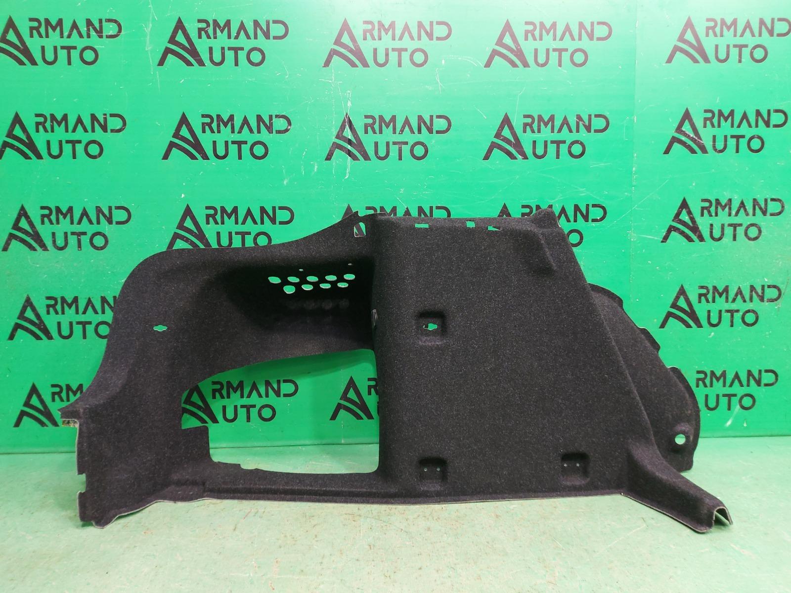 Обшивка багажника Skoda Octavia A7 2013 левая (б/у)