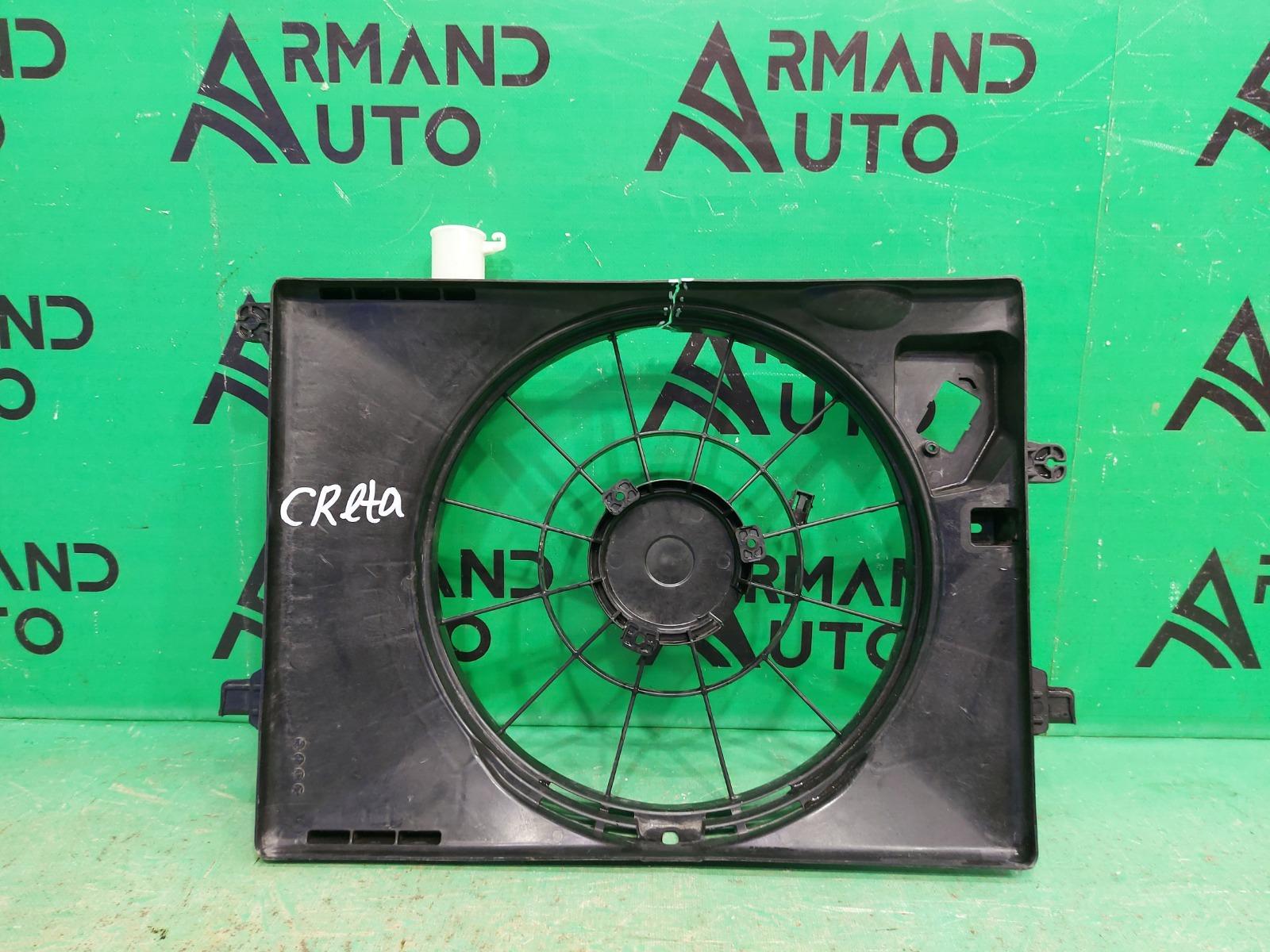 Диффузор вентилятора Hyundai Creta 2016 (б/у)