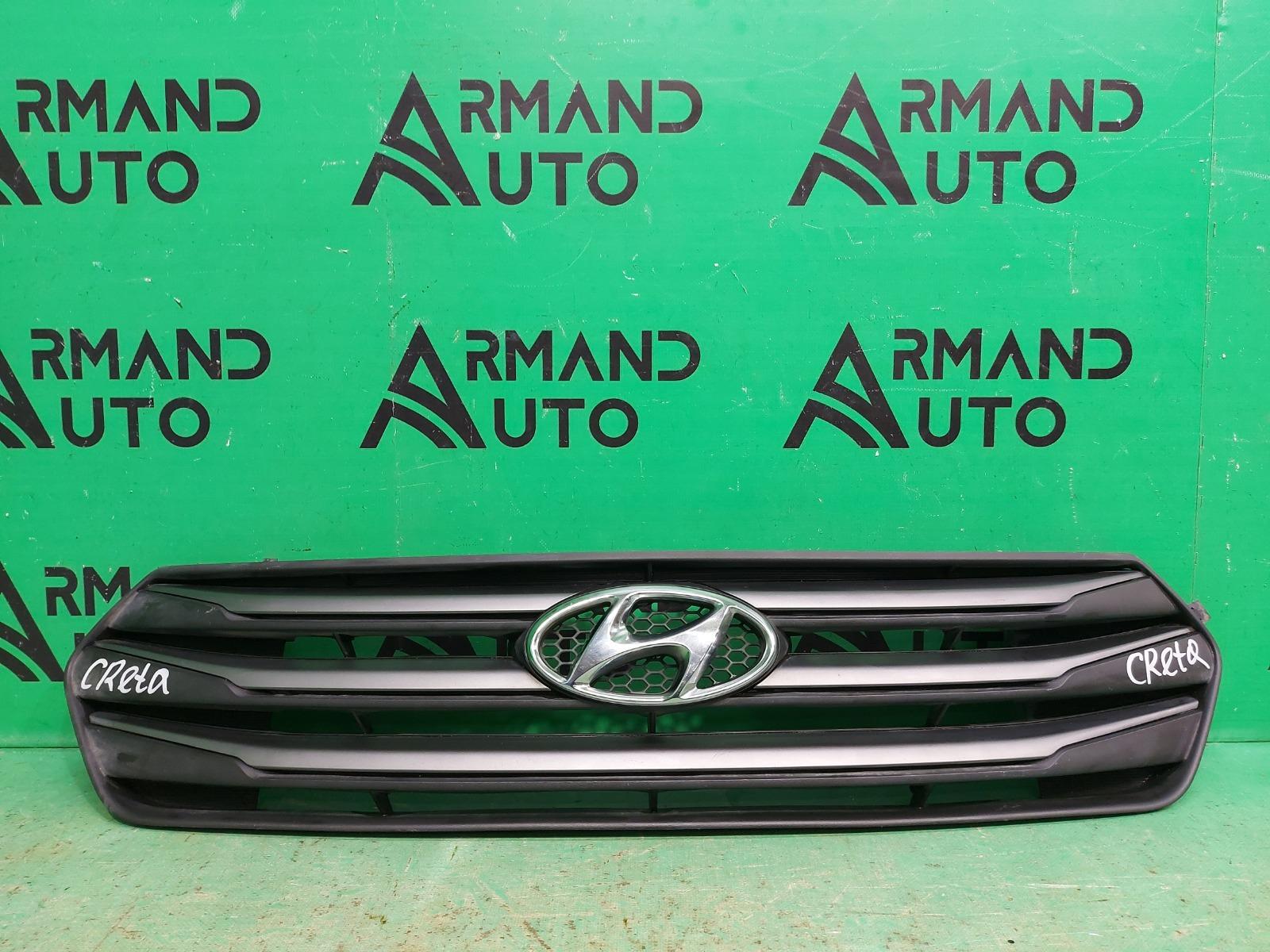 Решетка радиатора Hyundai Creta 1 2016 (б/у)