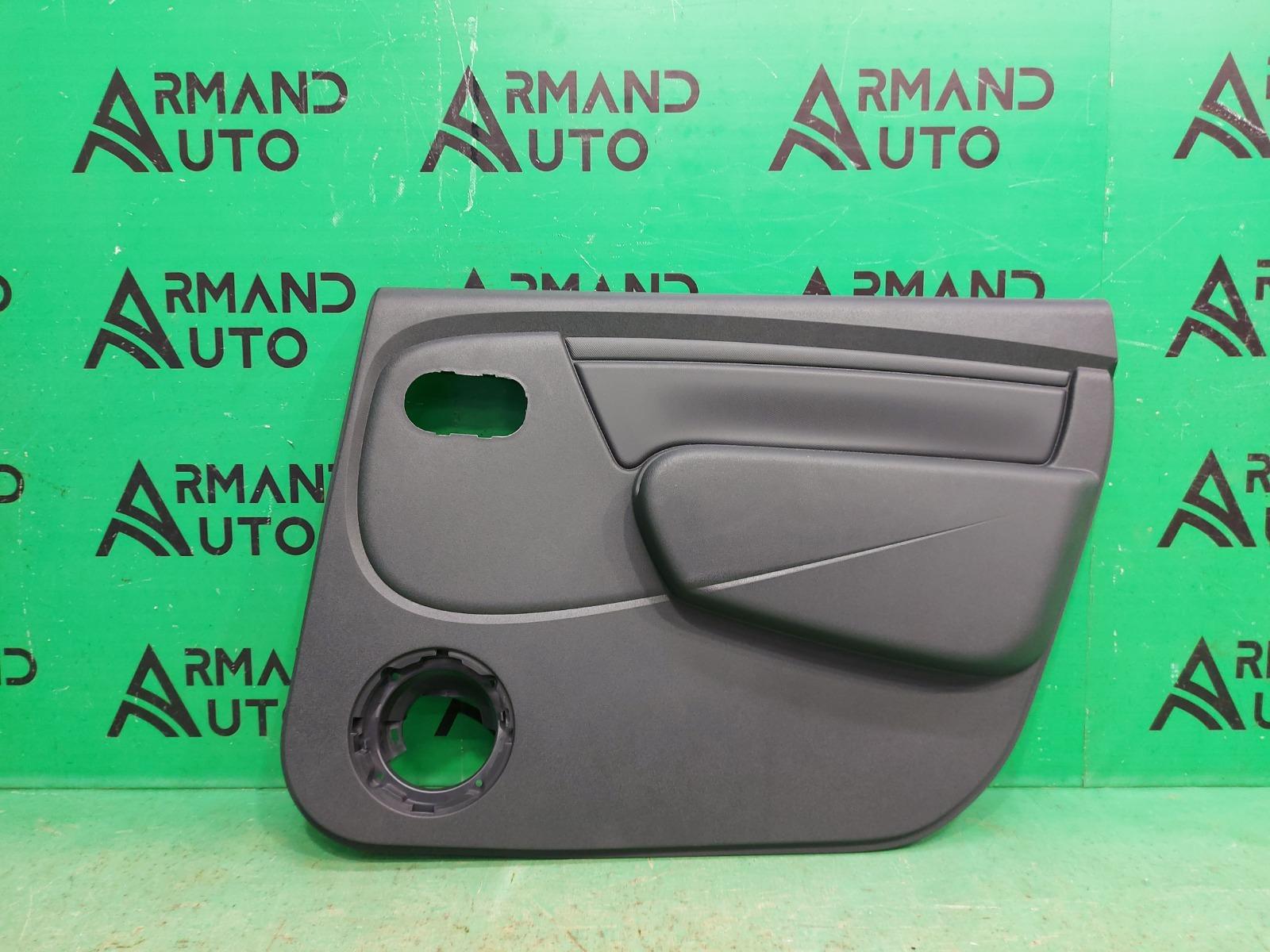 Обшивка двери Lada Largus 1 2012 задняя правая (б/у)