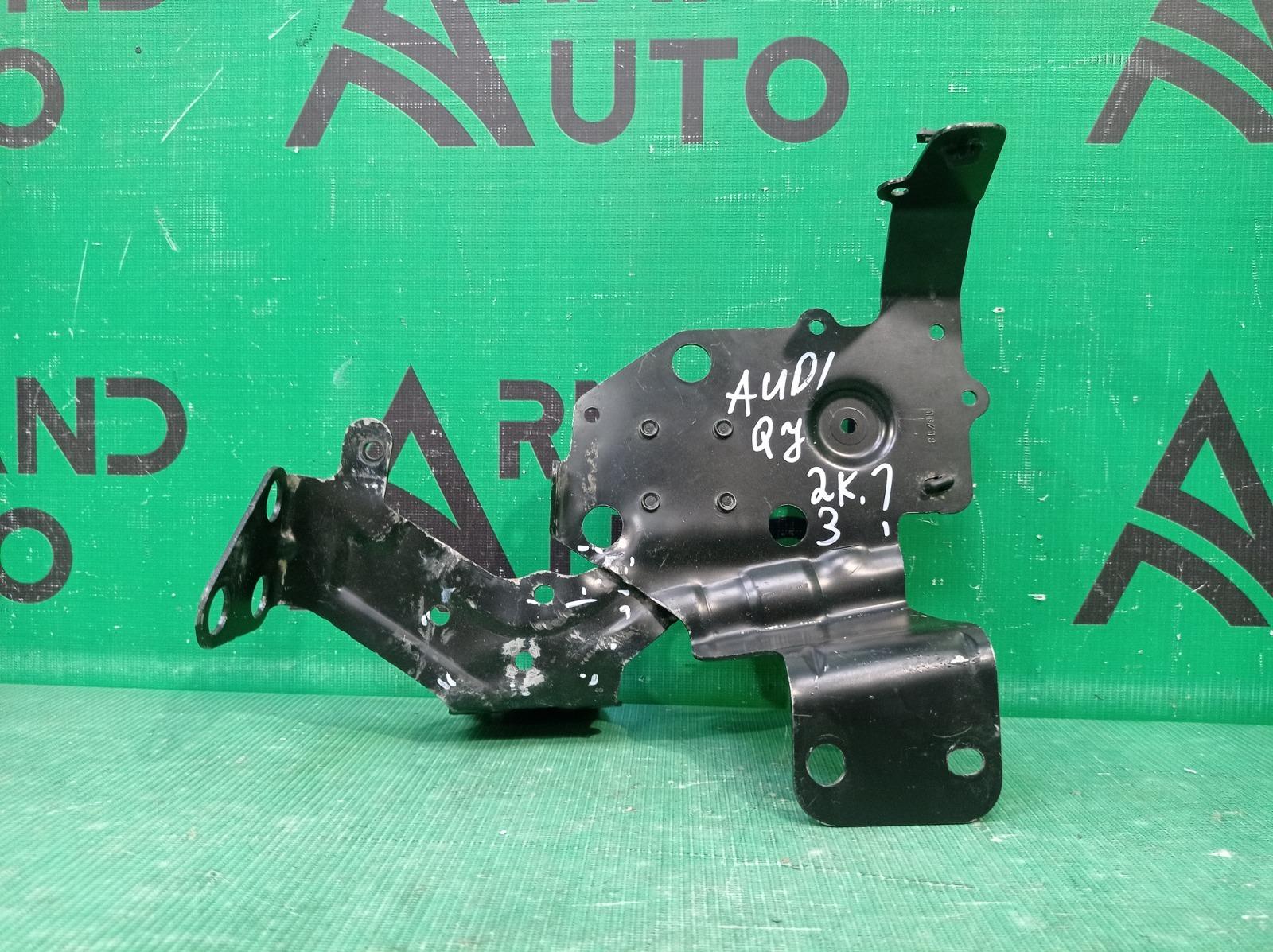 Кронштейн автономного отопителя Audi Q7 2 4M 2015 (б/у)