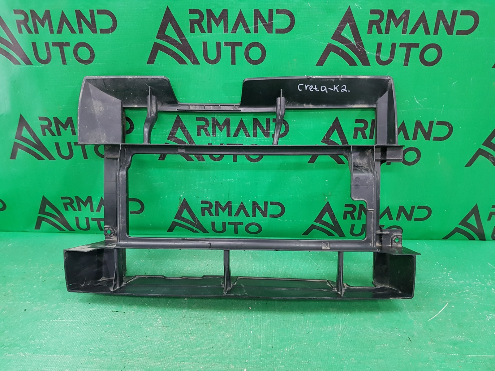 Дефлектор радиатора Hyundai Creta 1 2016 (б/у)