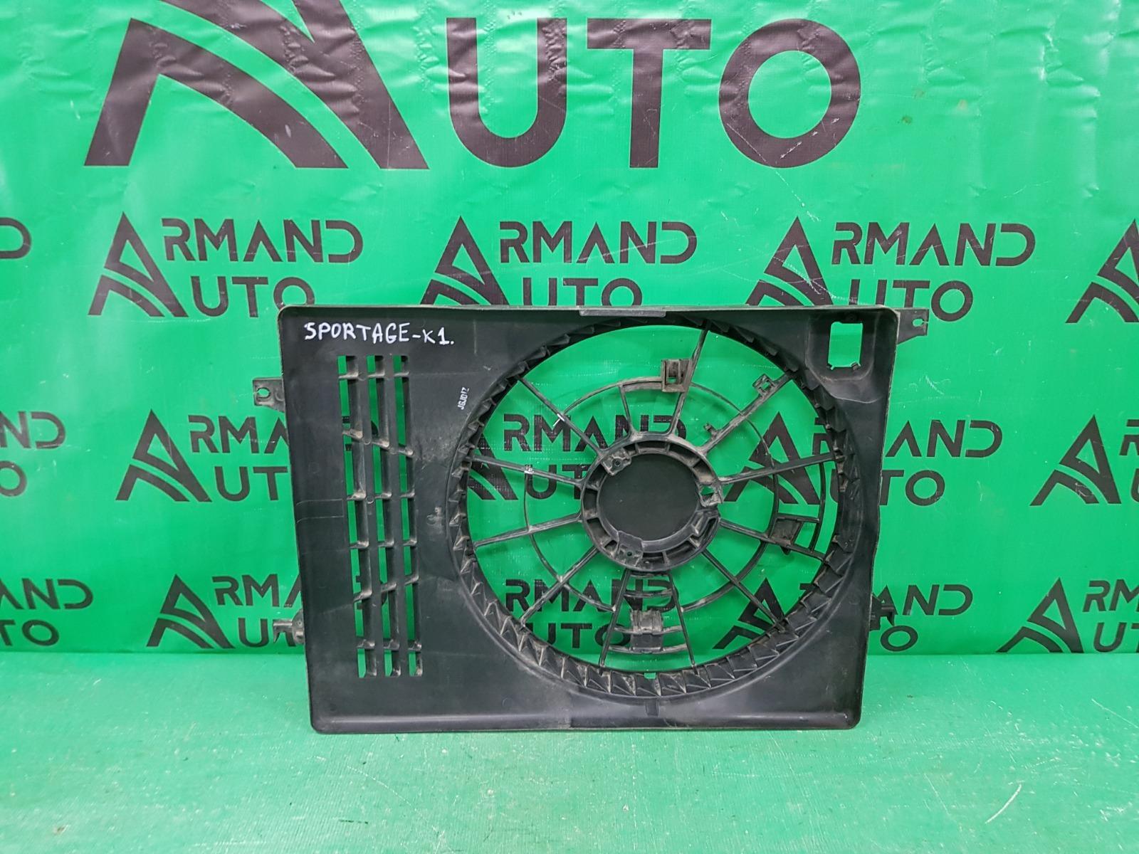 Диффузор вентилятора Hyundai Ix35 1 2010 (б/у)