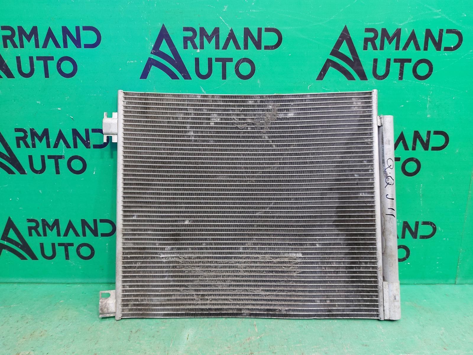 Радиатор кондиционера Nissan Qashqai J11 2013 (б/у)