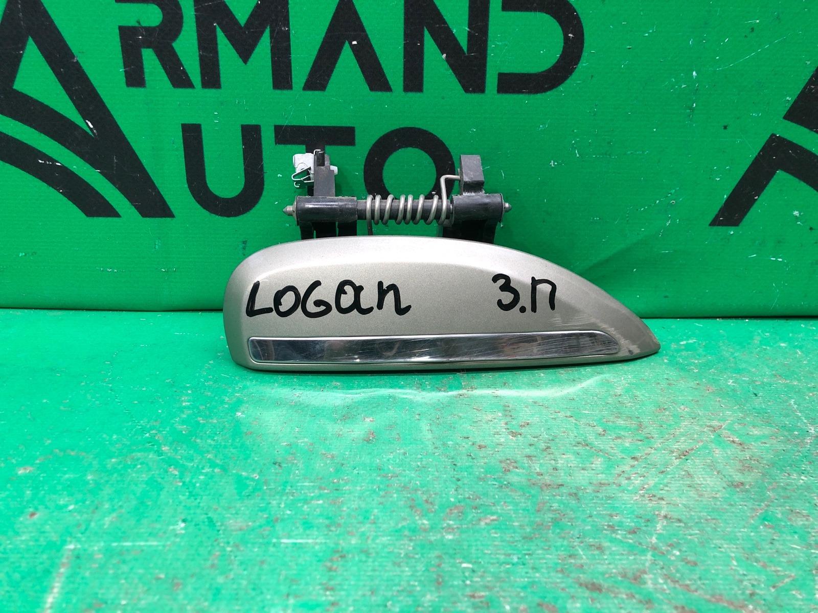 Ручка двери Renault Logan 2 2014 задняя правая (б/у)