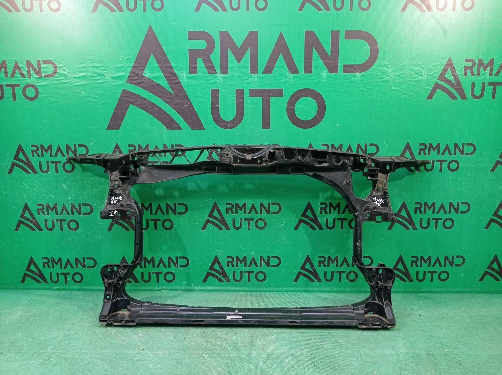 Панель передняя (суппорт радиатора) Audi A6 4 C7 2011 (б/у)