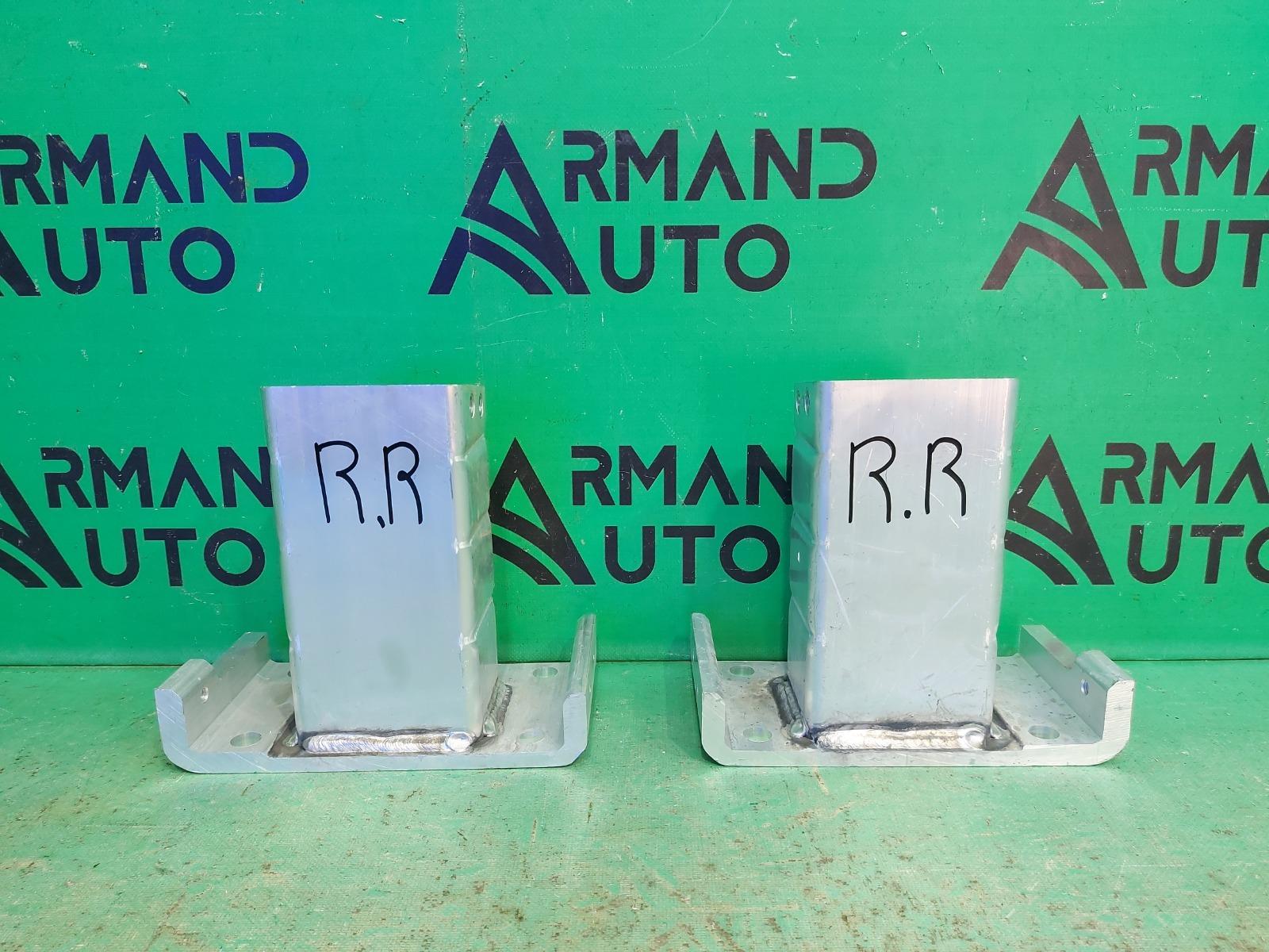 Кронштейн усилителя бампера Land Rover Range Rover Vogue 4 2012 передний (б/у)