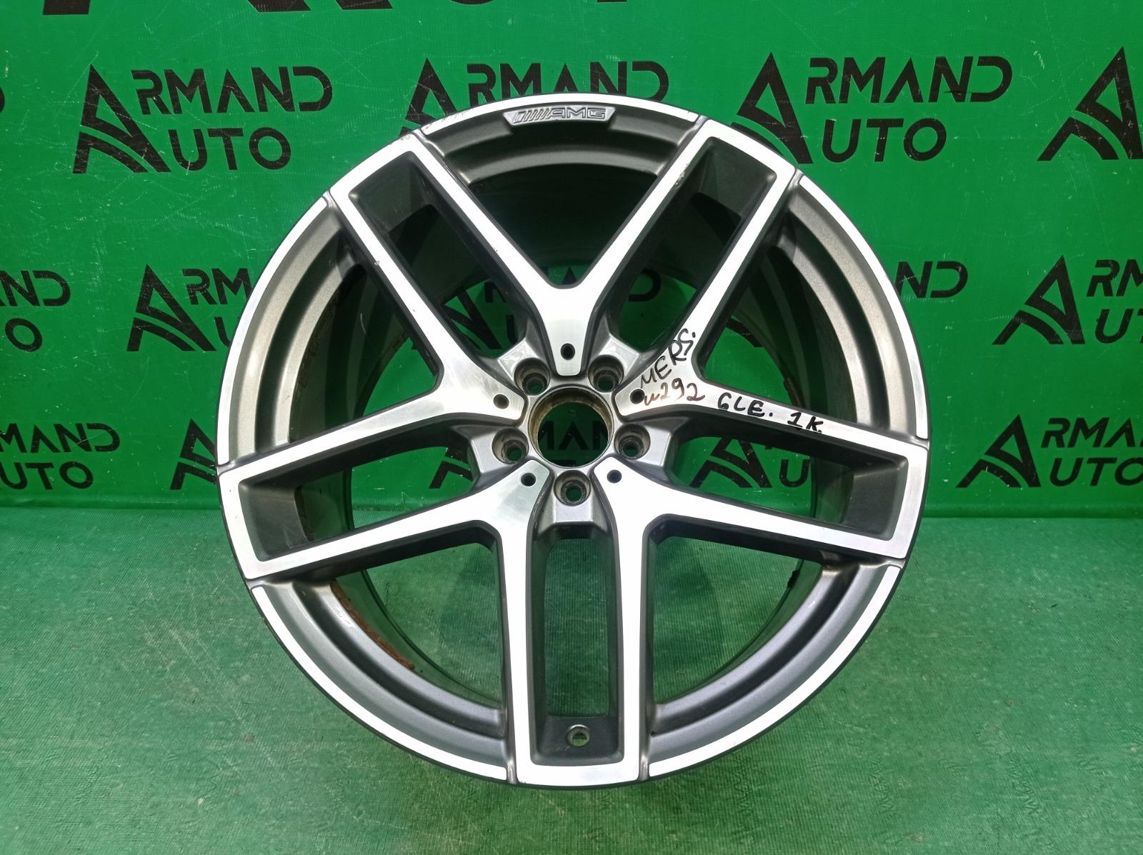 Диск колёсный Mercedes Gle-Class Coupe C292 (б/у)