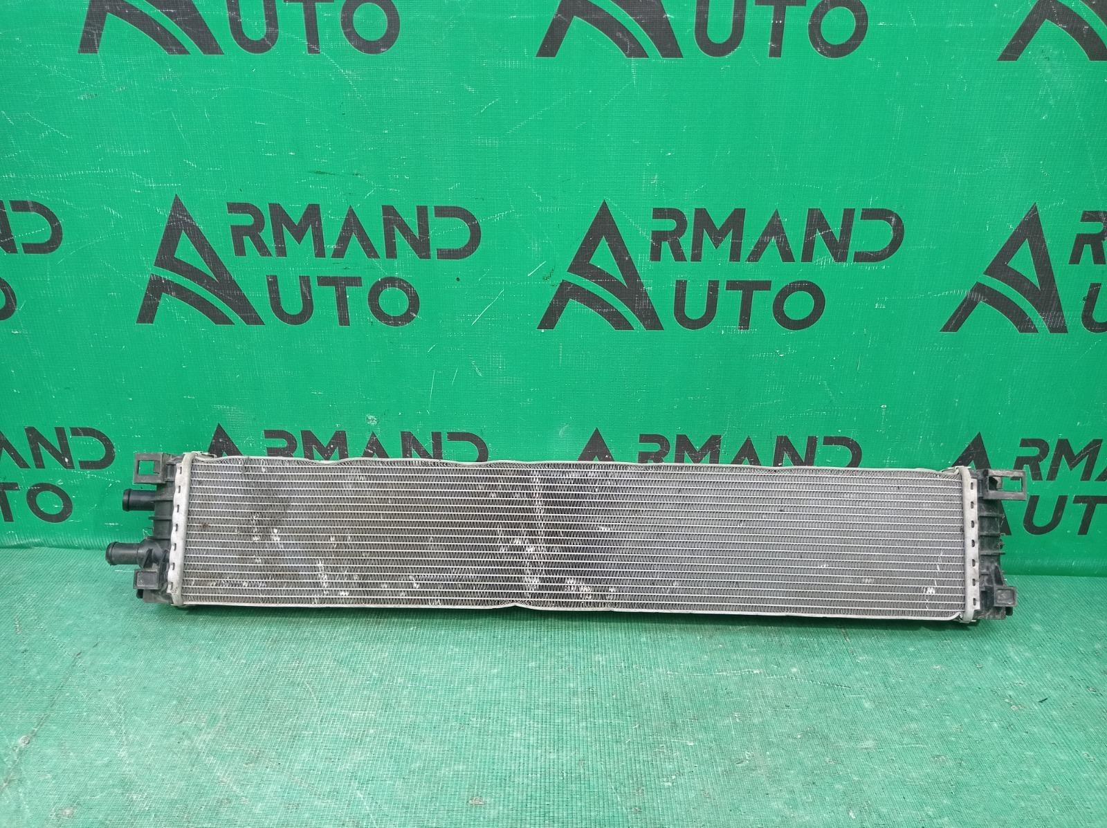 Радиатор двс дополнительный Audi A4 5 B9 2015 (б/у)
