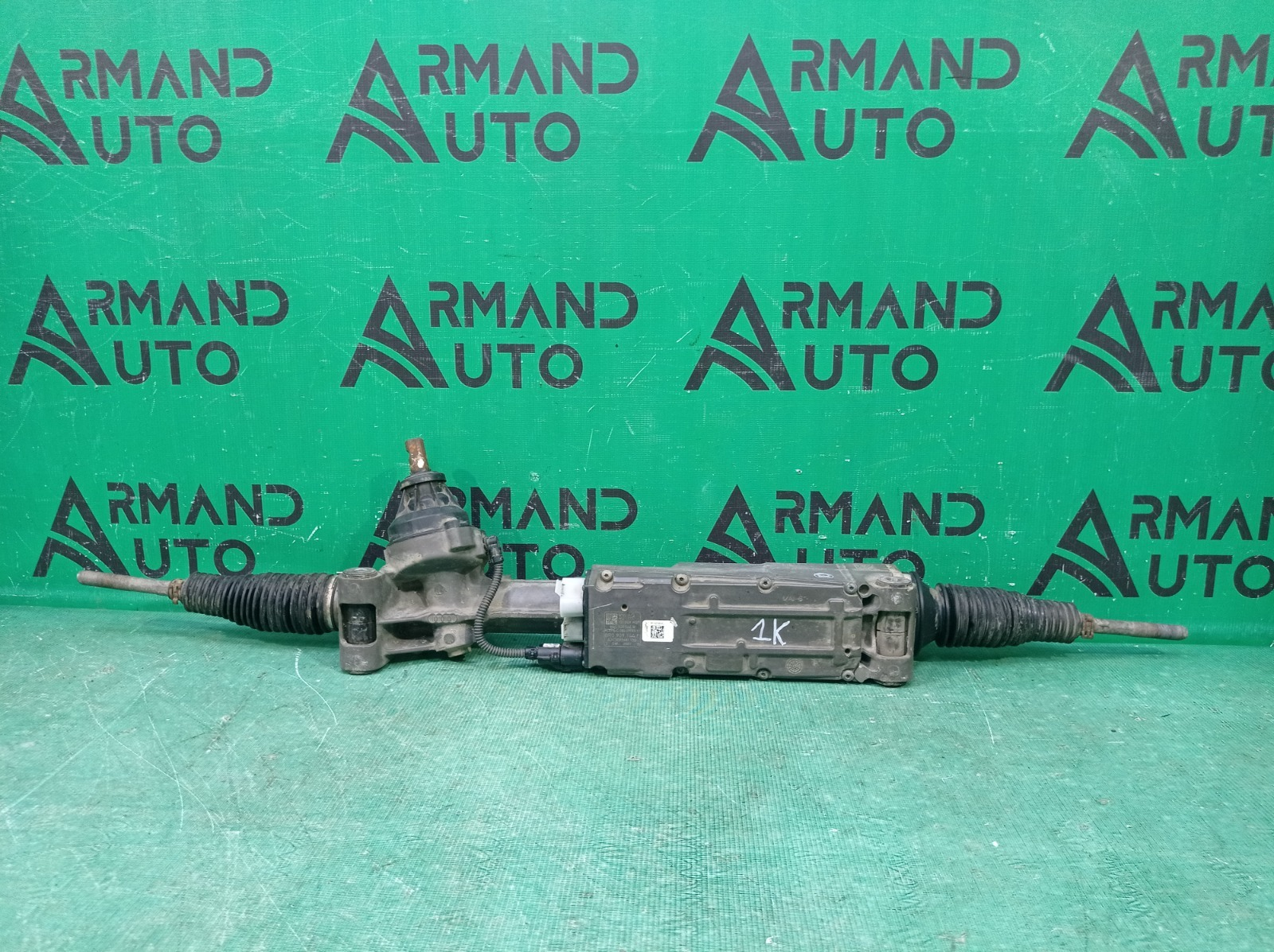 Рулевая рейка Audi Q5 1 8R 2012 (б/у)