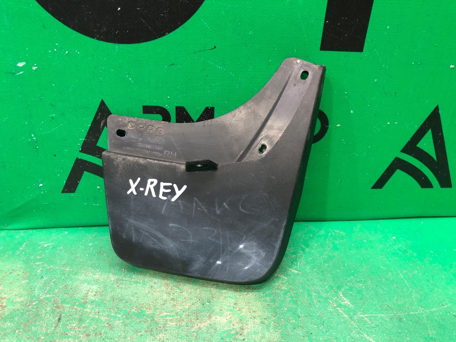 Брызговик Lada X-Ray 1 2015 задний правый (б/у)