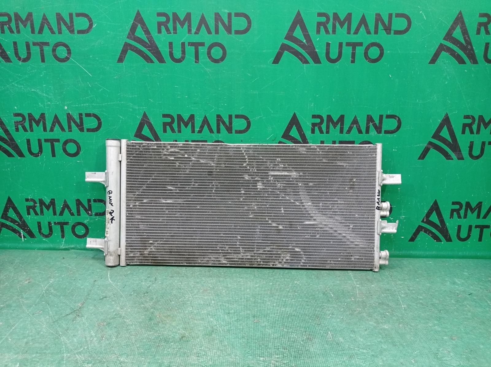 Радиатор кондиционера Mini Hatch F55 2013 (б/у)