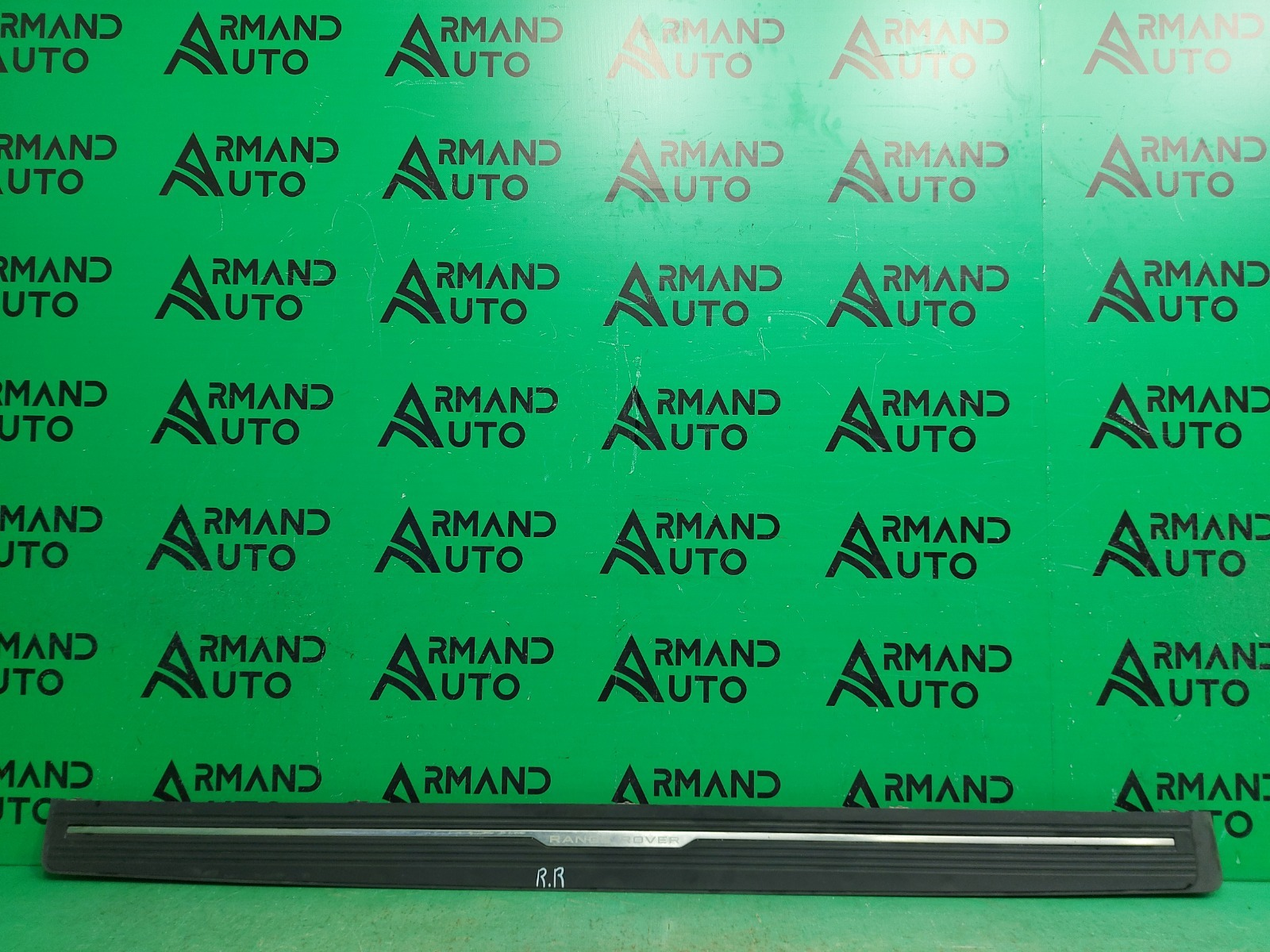 Подножка Land Rover Range Rover Vogue 4 2013 левая (б/у)