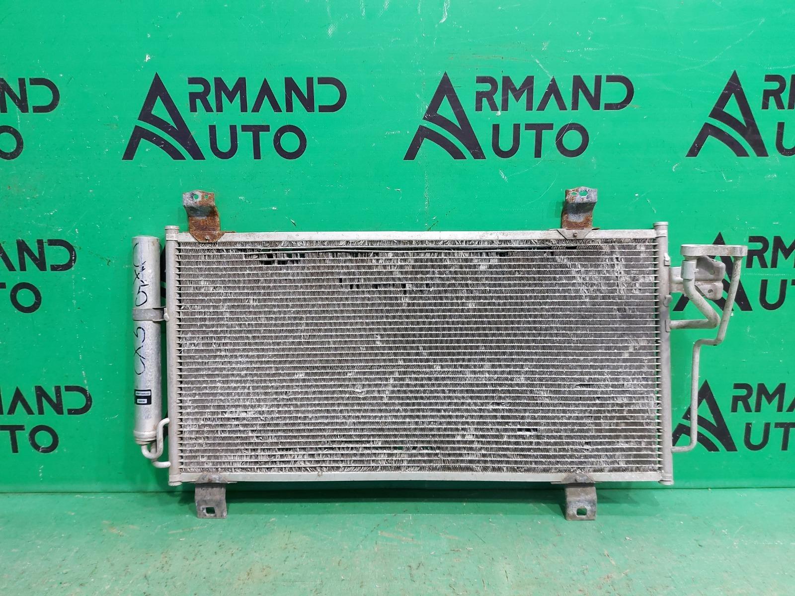 Радиатор кондиционера Mazda 6 GJ 2012 (б/у)