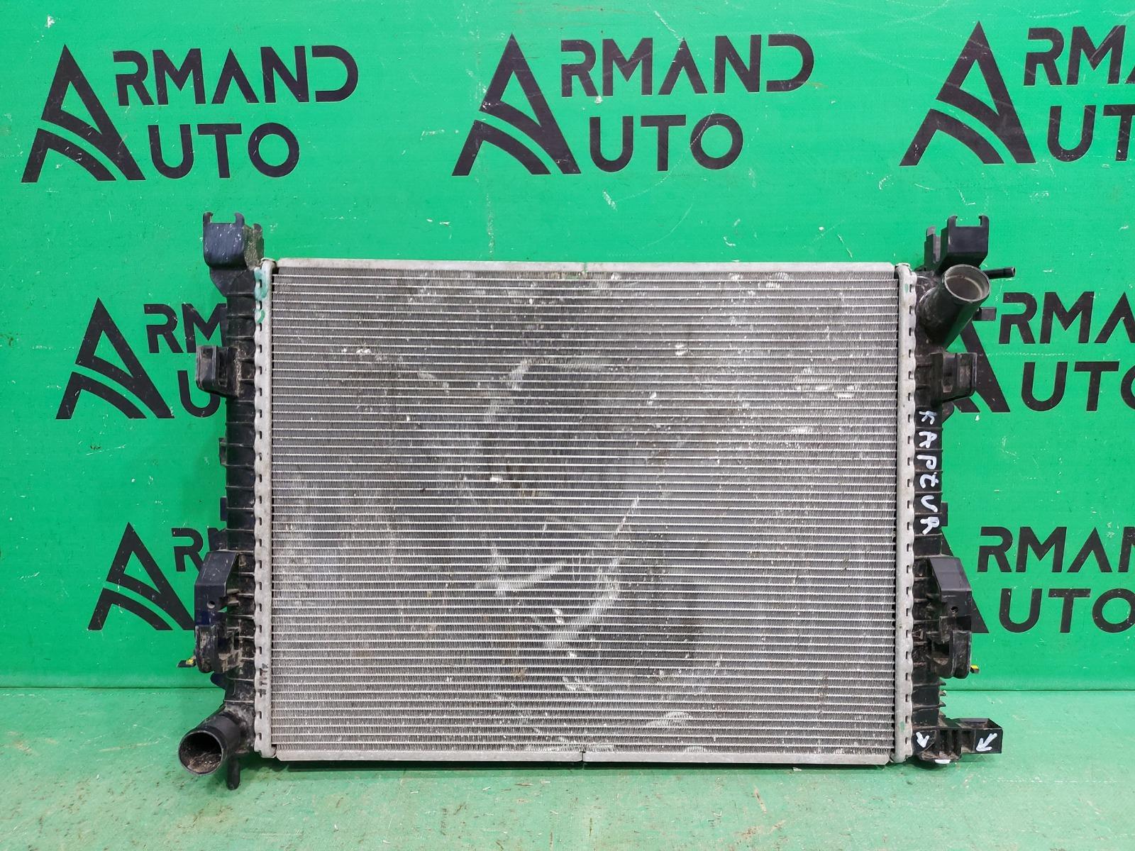 Кассета радиаторов Renault Logan 2 2014 (б/у)