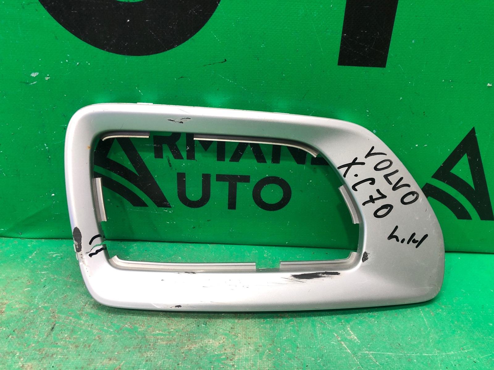 Накладка птф Volvo Xc70 2 2007 левая (б/у)