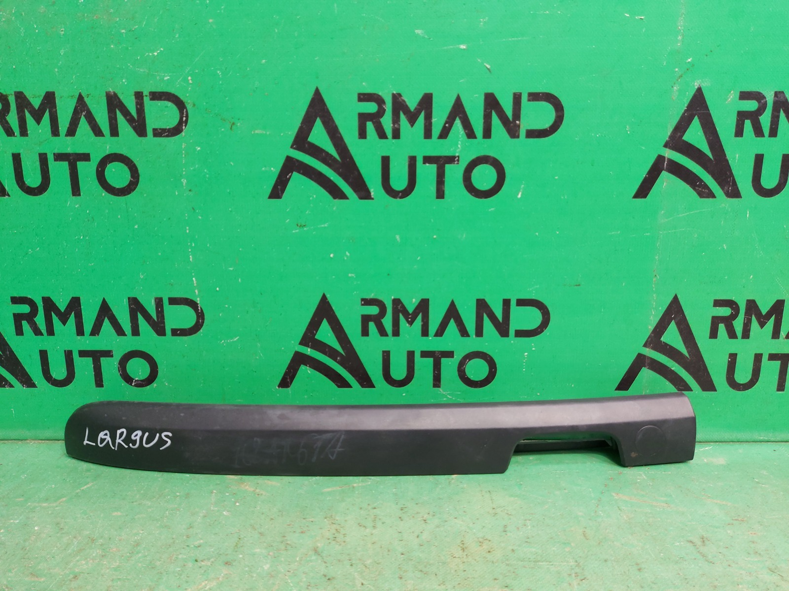 Накладка двери багажника Lada Largus 1 2012 левая (б/у)