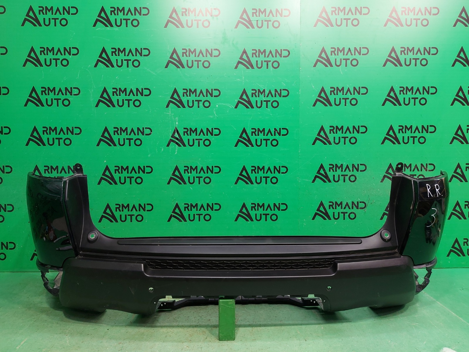 Бампер Land Rover Range Rover Sport 2 2013 задний (б/у)