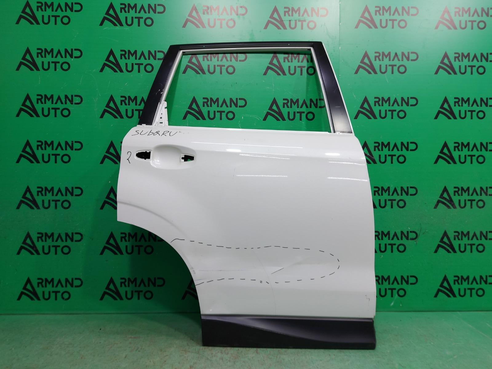 Дверь Subaru Forester SJ 2012 задняя правая (б/у)