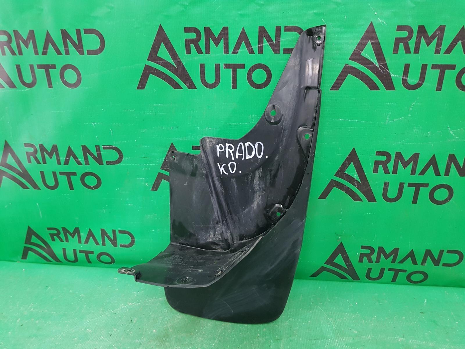 Брызговик Toyota Land Cruiser Prado 150 2009 задний правый (б/у)