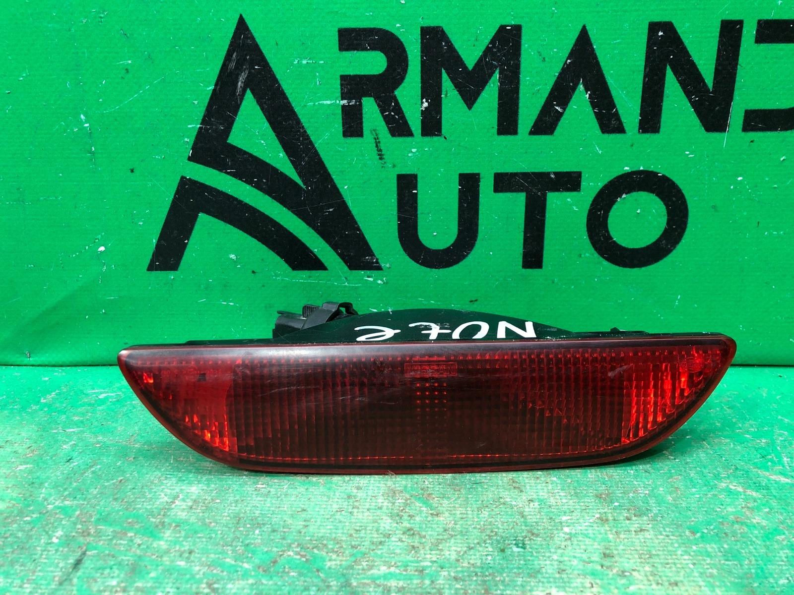 Птф Nissan Note E11 РЕСТАЙЛИНГ 2009 (б/у)