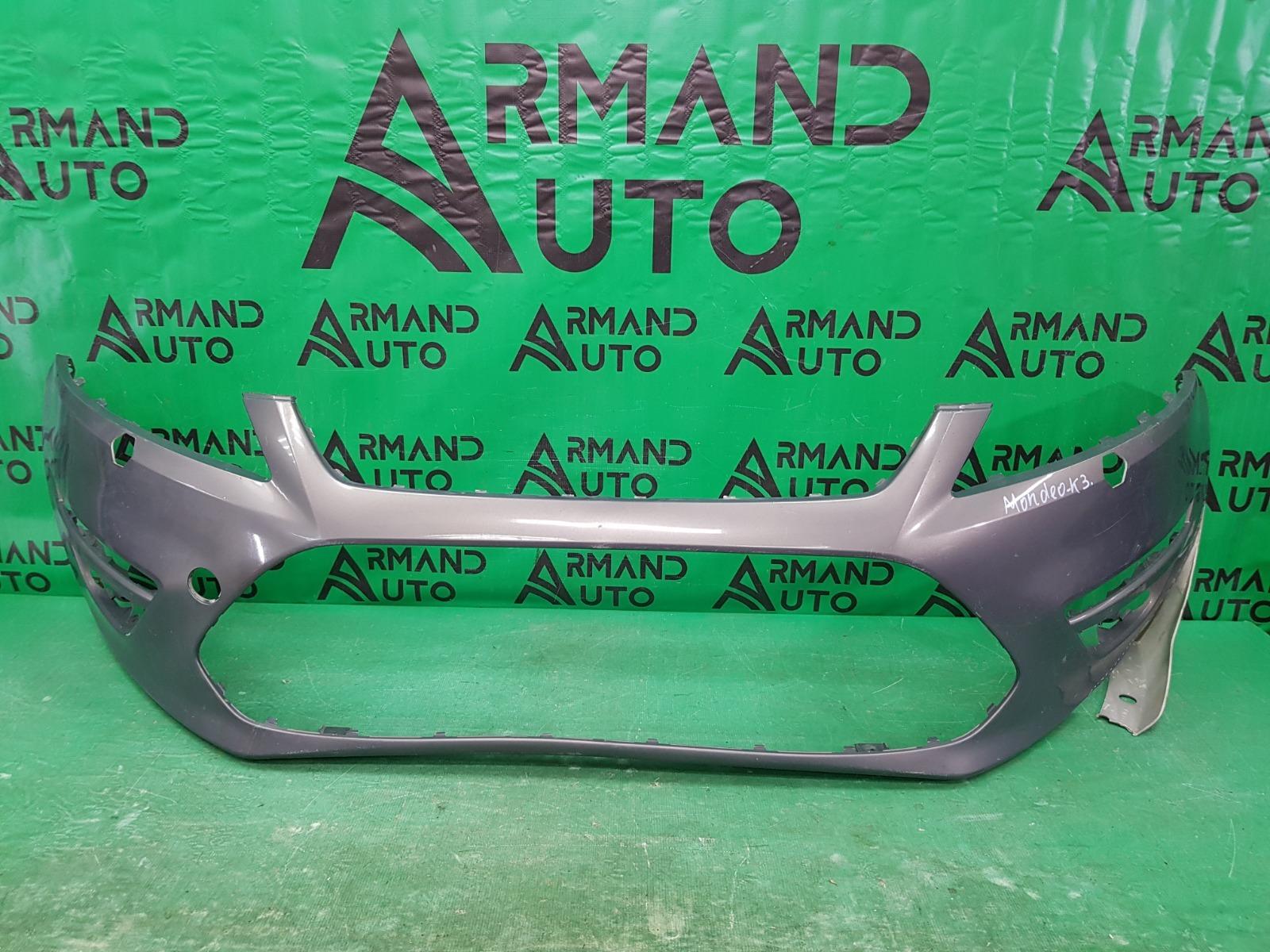 Бампер Ford Mondeo 4 РЕСТАЙЛИНГ 2010 передний (б/у)
