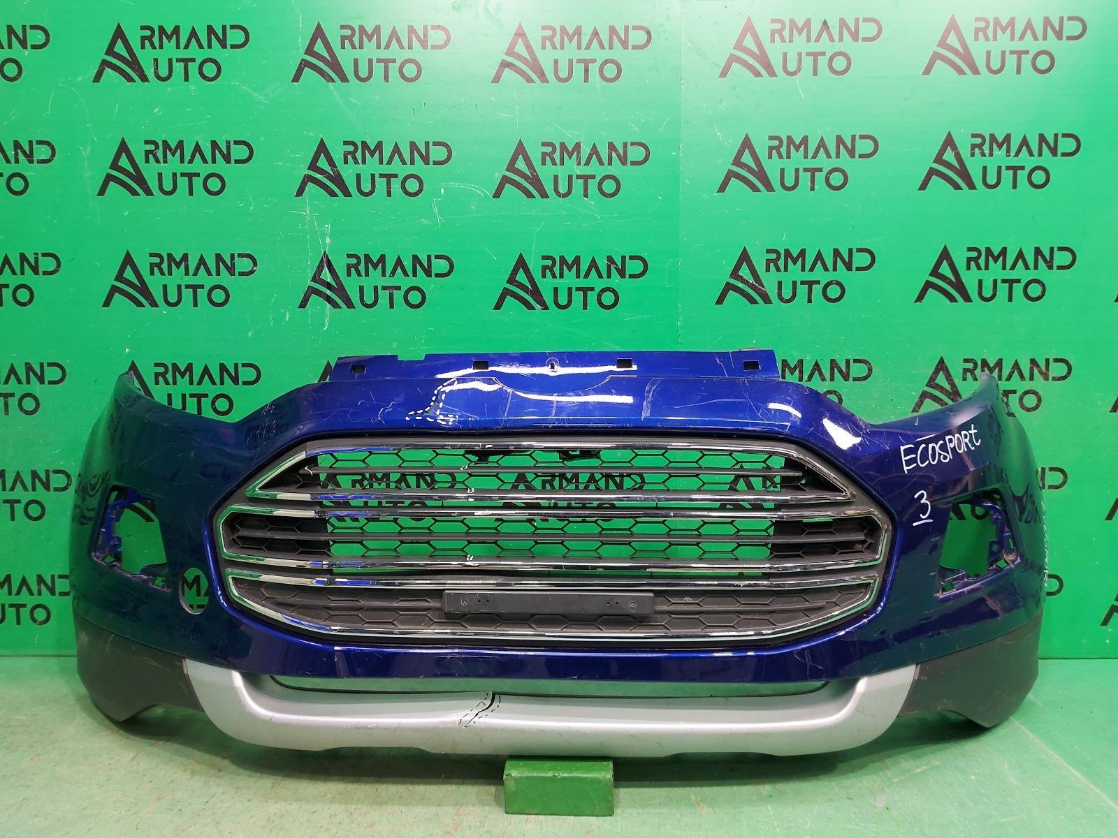 Бампер Ford Ecosport 1 2014 передний (б/у)