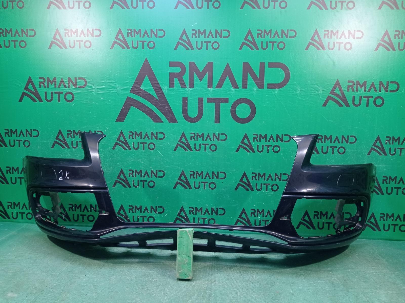 Бампер Audi Q5 1 8R 2012 передний (б/у)