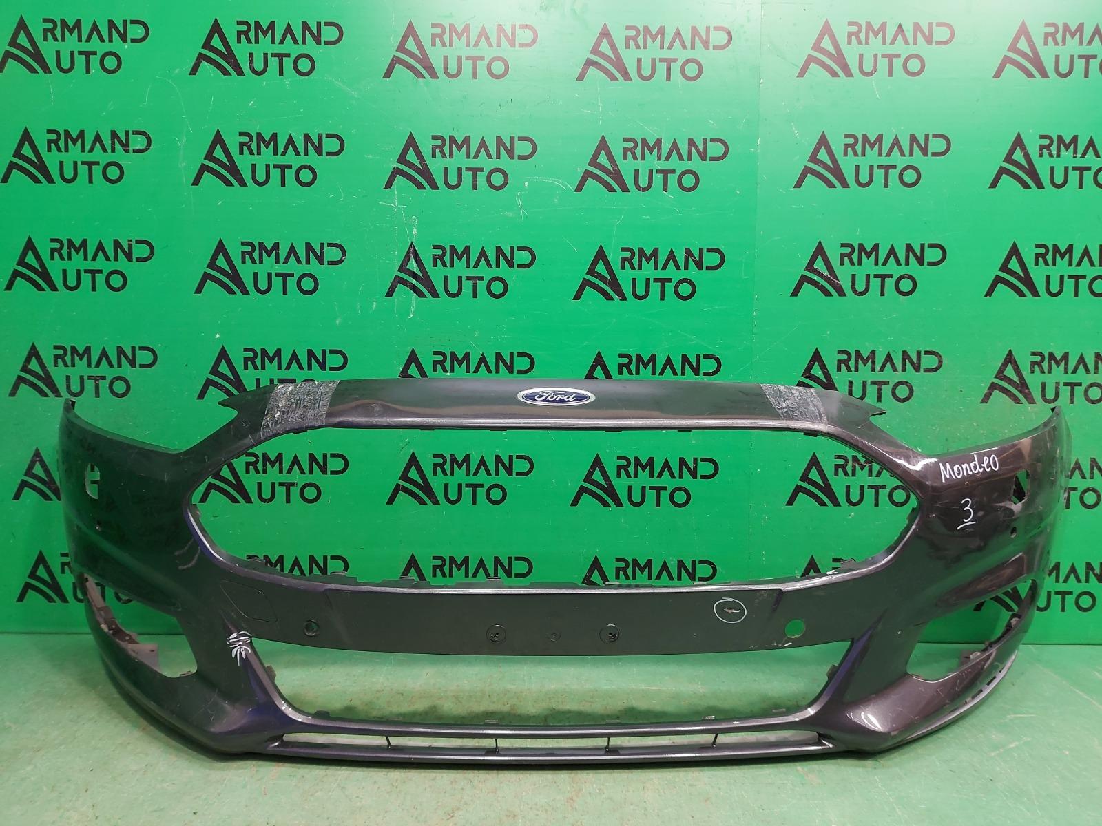 Бампер Ford Mondeo 5 2014 передний (б/у)