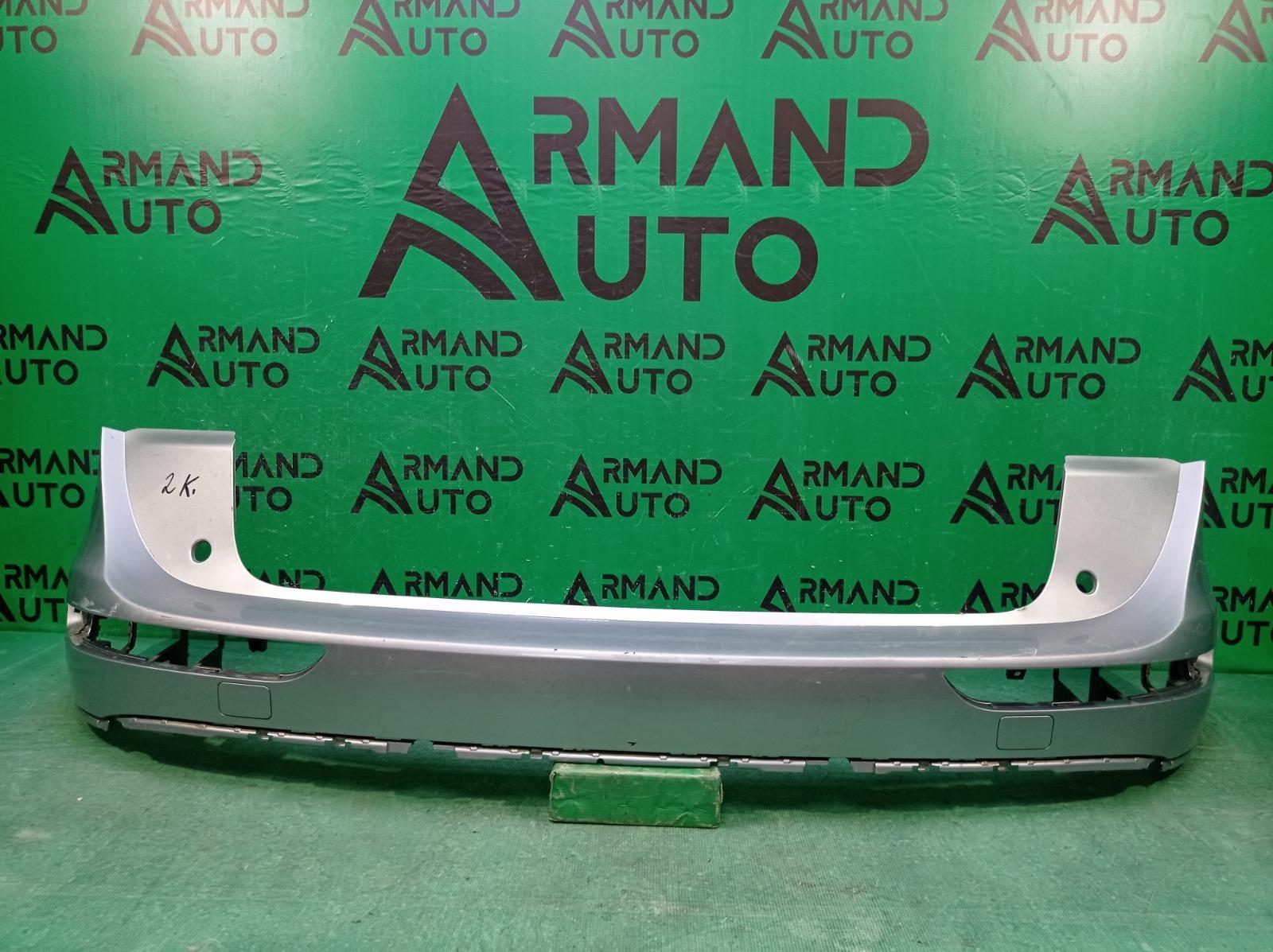 Бампер Audi Q5 1 8R 2008 задний (б/у)