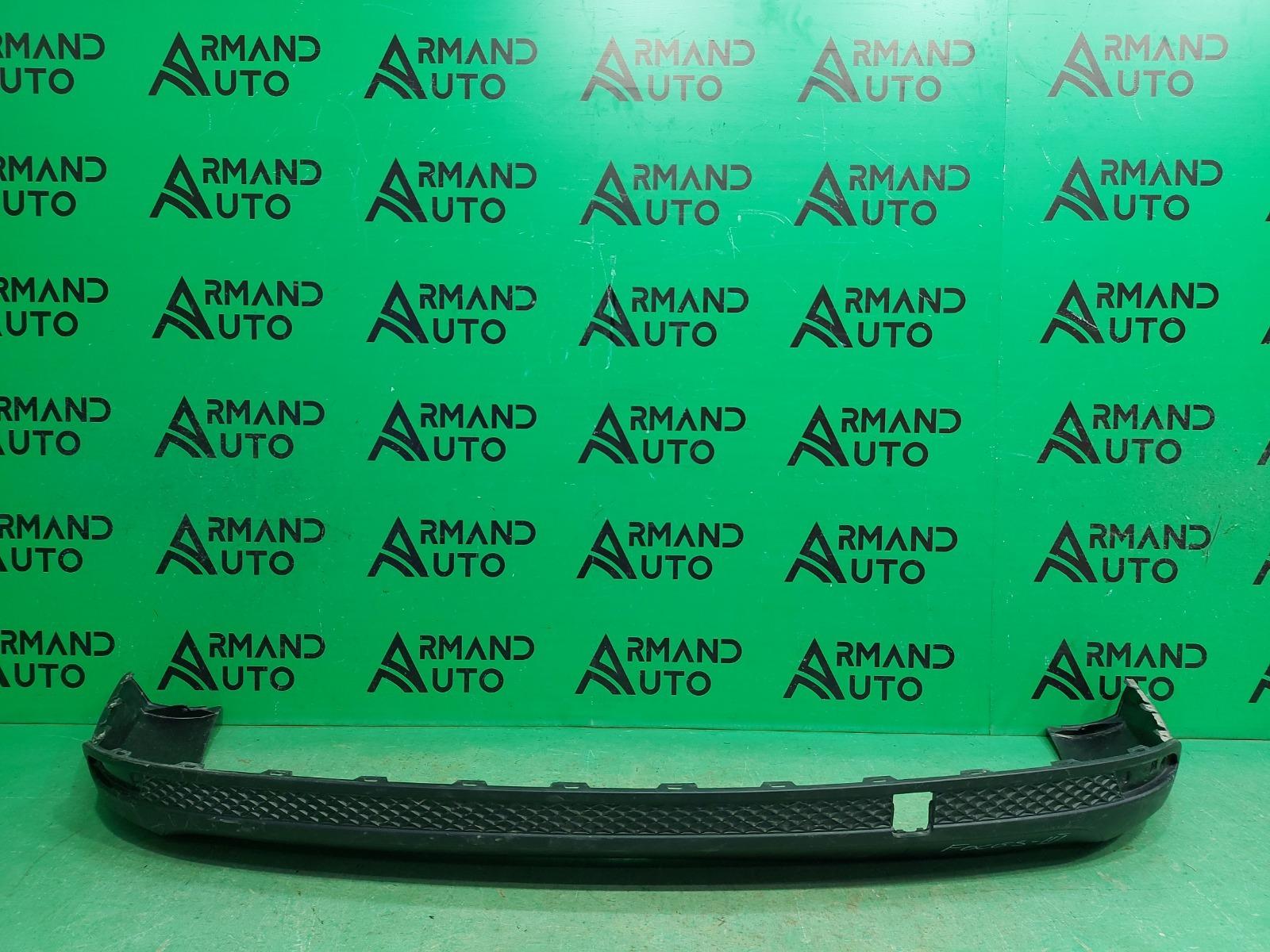Юбка бампера Ford Focus 3 2011 задняя (б/у)