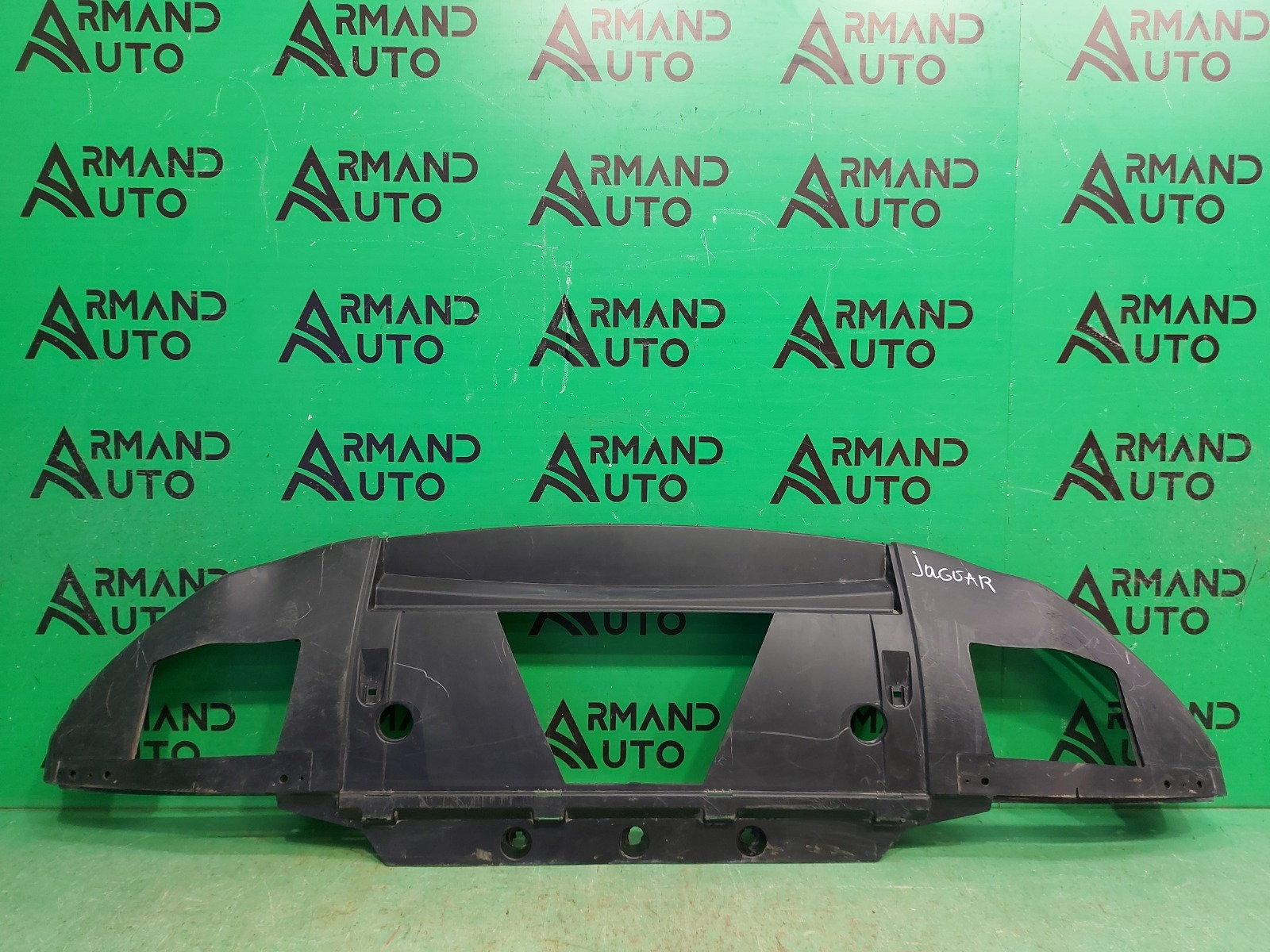 Юбка бампера Jaguar F-Pace 1 2016 передняя (б/у)