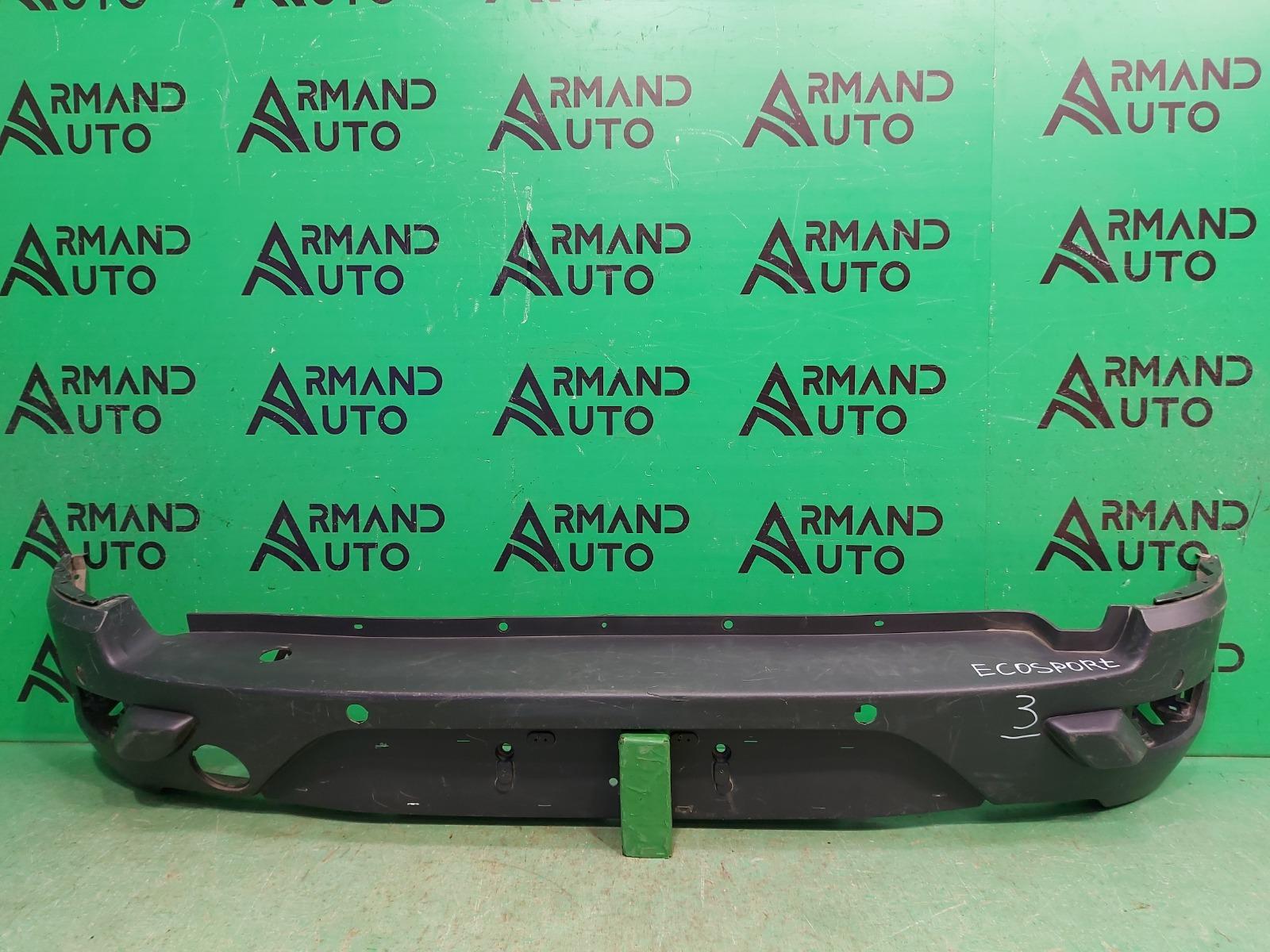 Юбка бампера Ford Ecosport 1 2014 задняя (б/у)