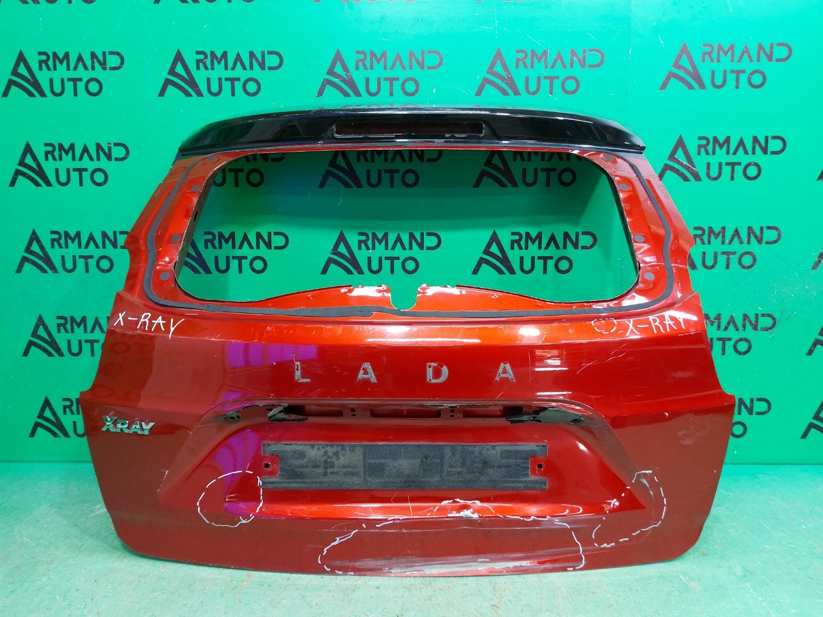 Дверь багажника Lada X-Ray 2015 (б/у)
