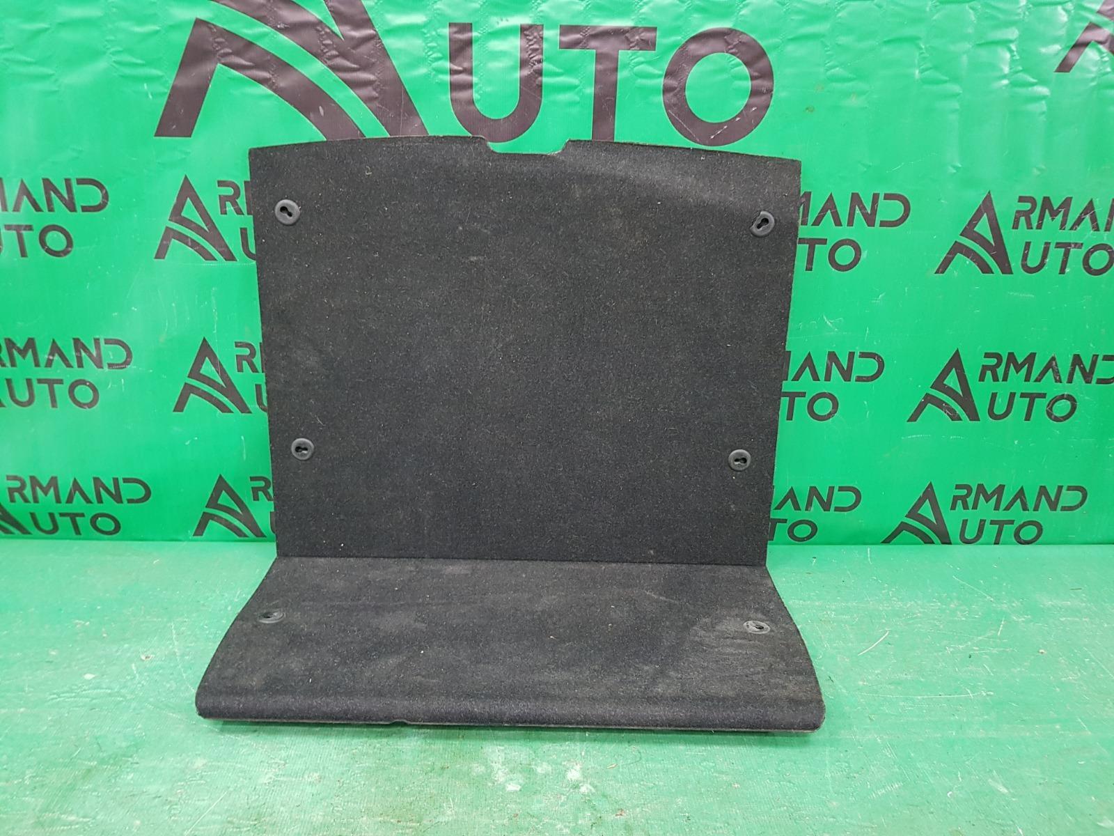 Пол багажника Bmw 3 F30 2011 (б/у)
