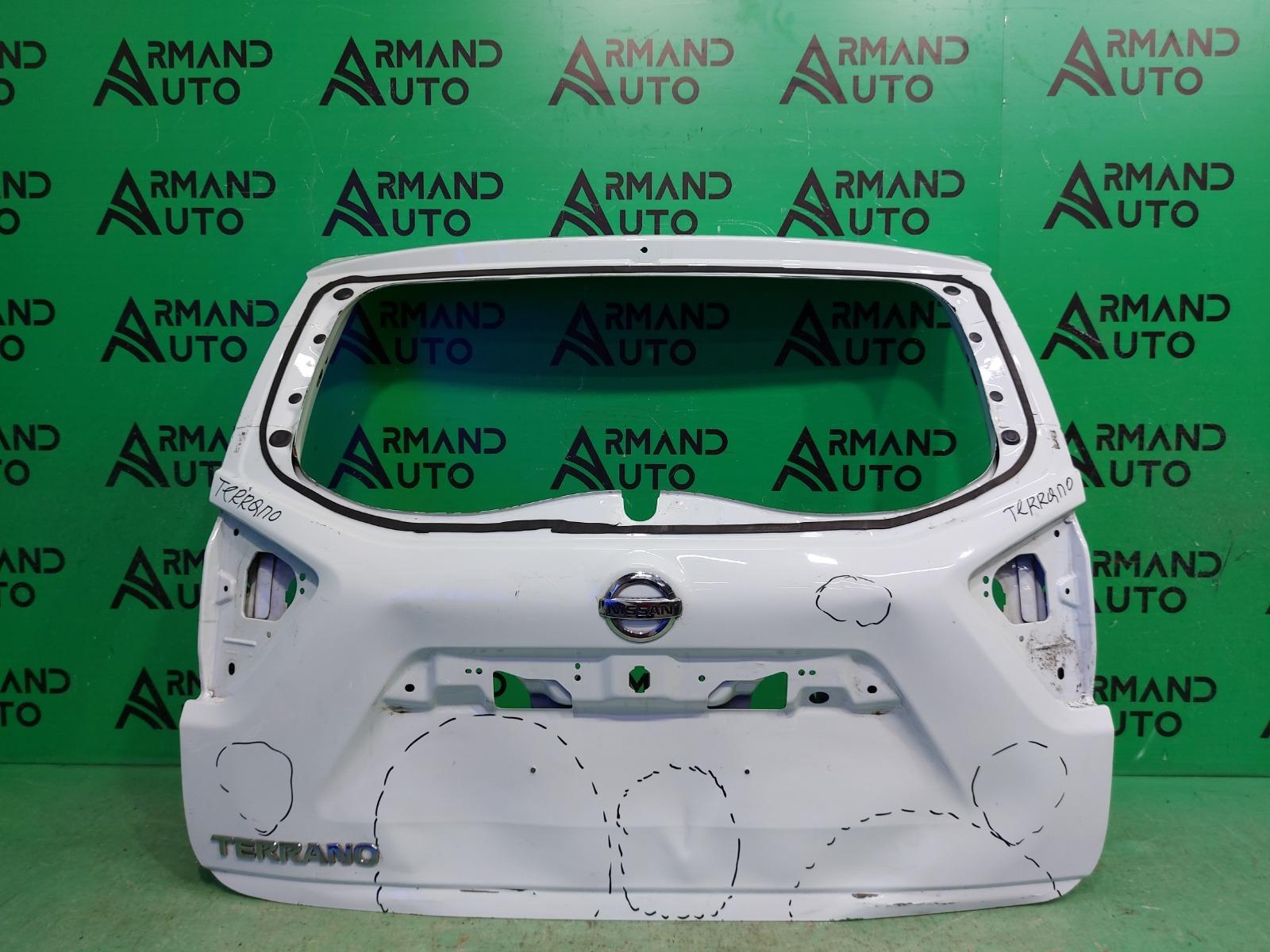 Дверь багажника Nissan Terrano 4 2014 (б/у)