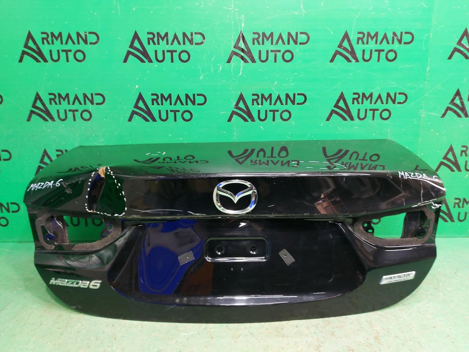 Крышка багажника Mazda 6 GJ 2012 (б/у)