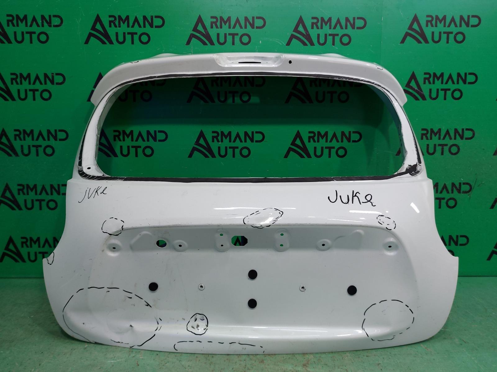 Дверь багажника Nissan Juke YF15 2010 (б/у)