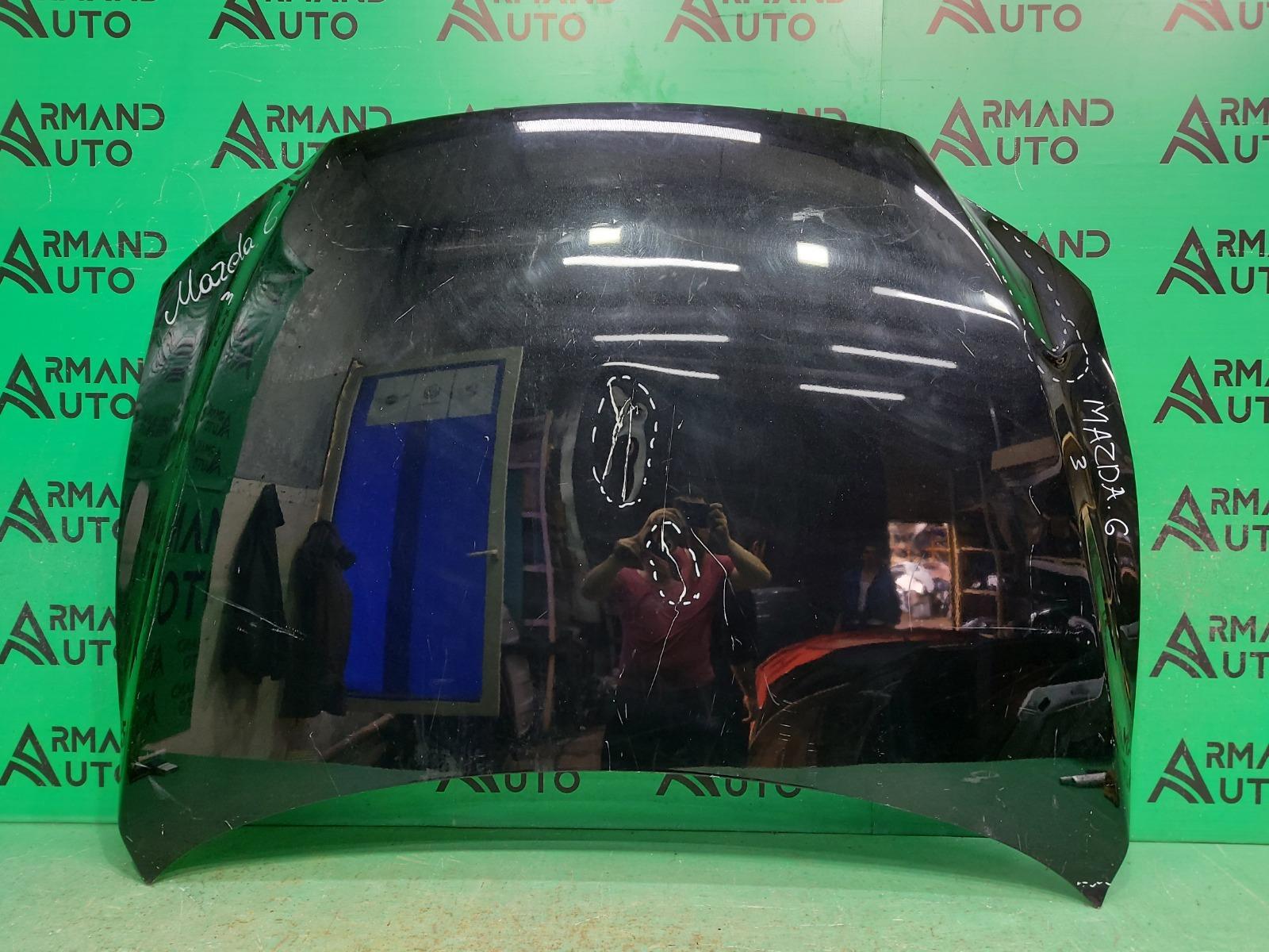 Капот Mazda 6 GJ 2012 (б/у)