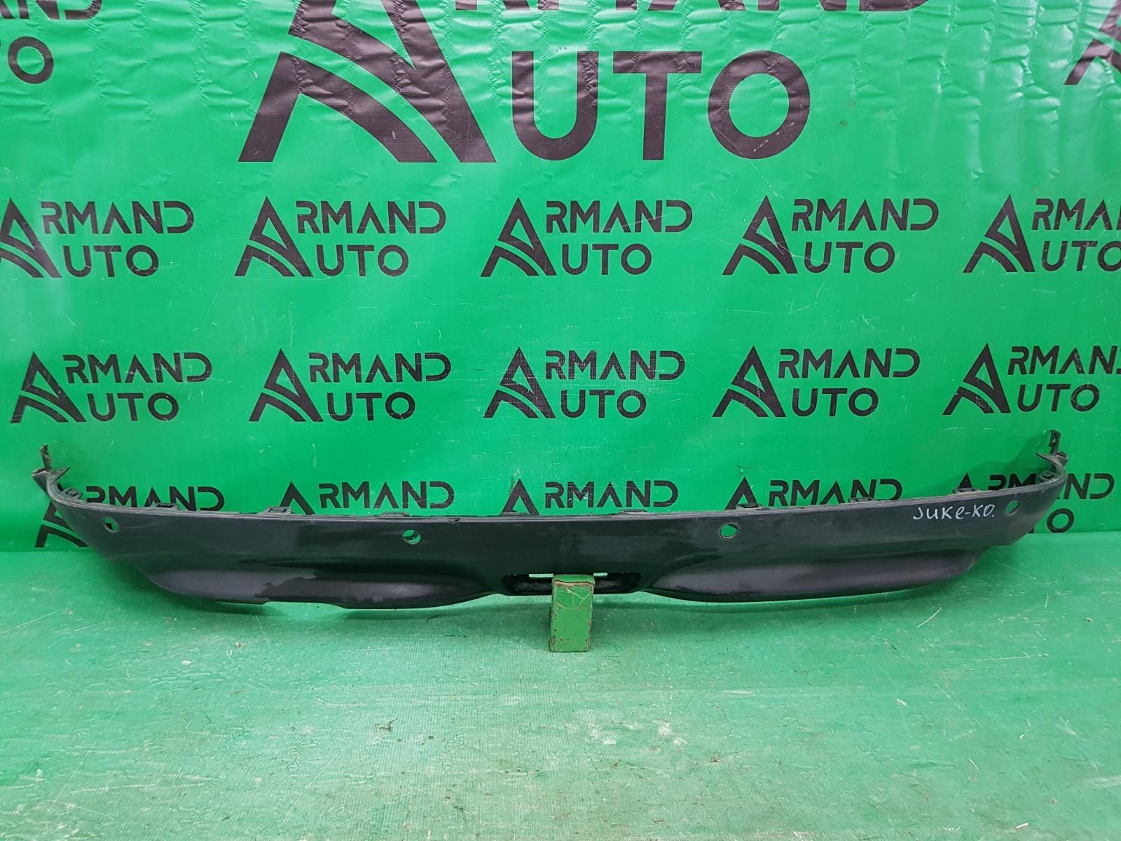 Юбка бампера Nissan Juke YF15 2010 задняя (б/у)