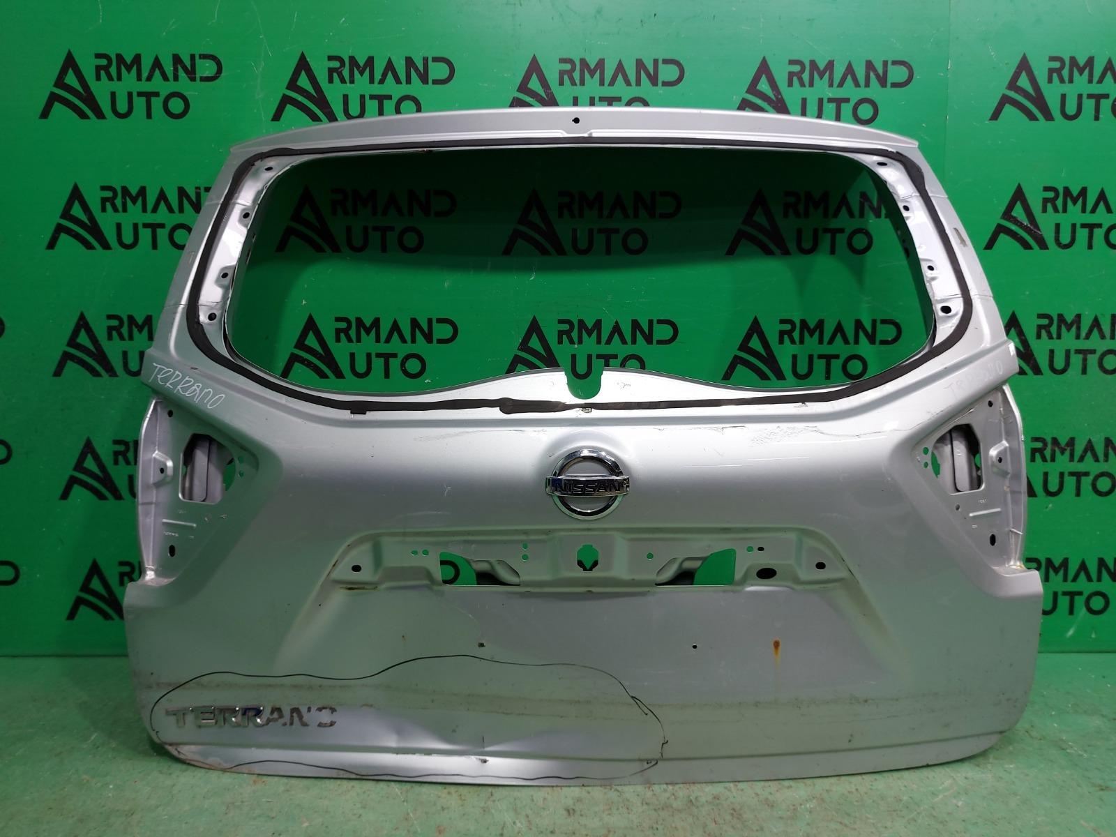 Дверь багажника Nissan Terrano 3 2014 (б/у)