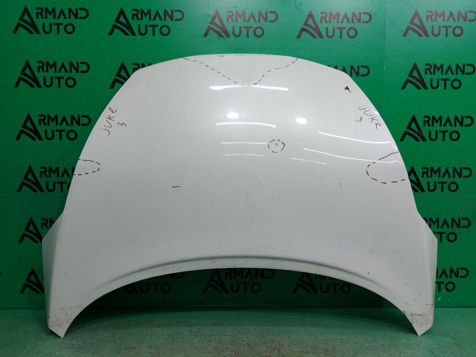 Капот Nissan Juke YF15 2010 (б/у)
