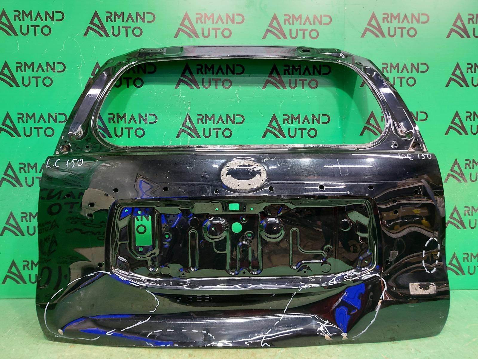 Дверь багажника Toyota Land Cruiser Prado 150 РЕСТАЙЛИНГ 2 2013 (б/у)