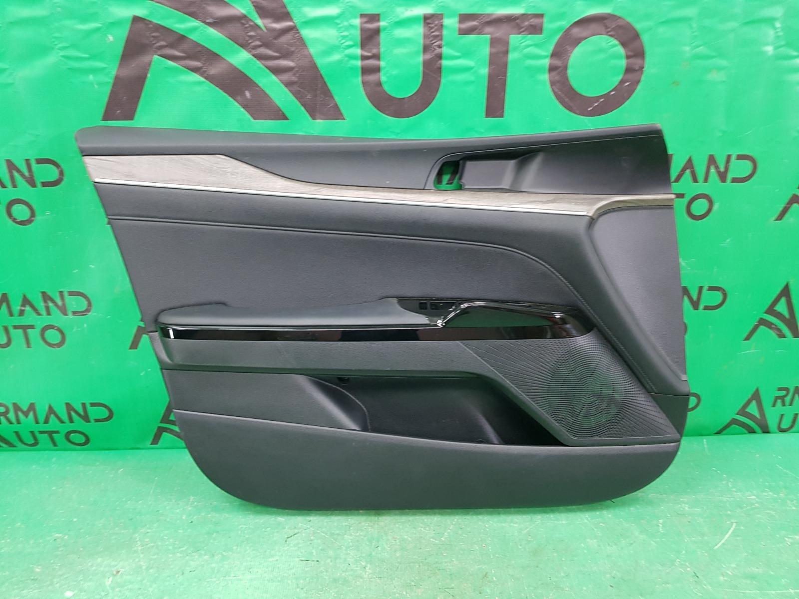 Обшивка двери Kia K5 3 2020 передняя левая (б/у)