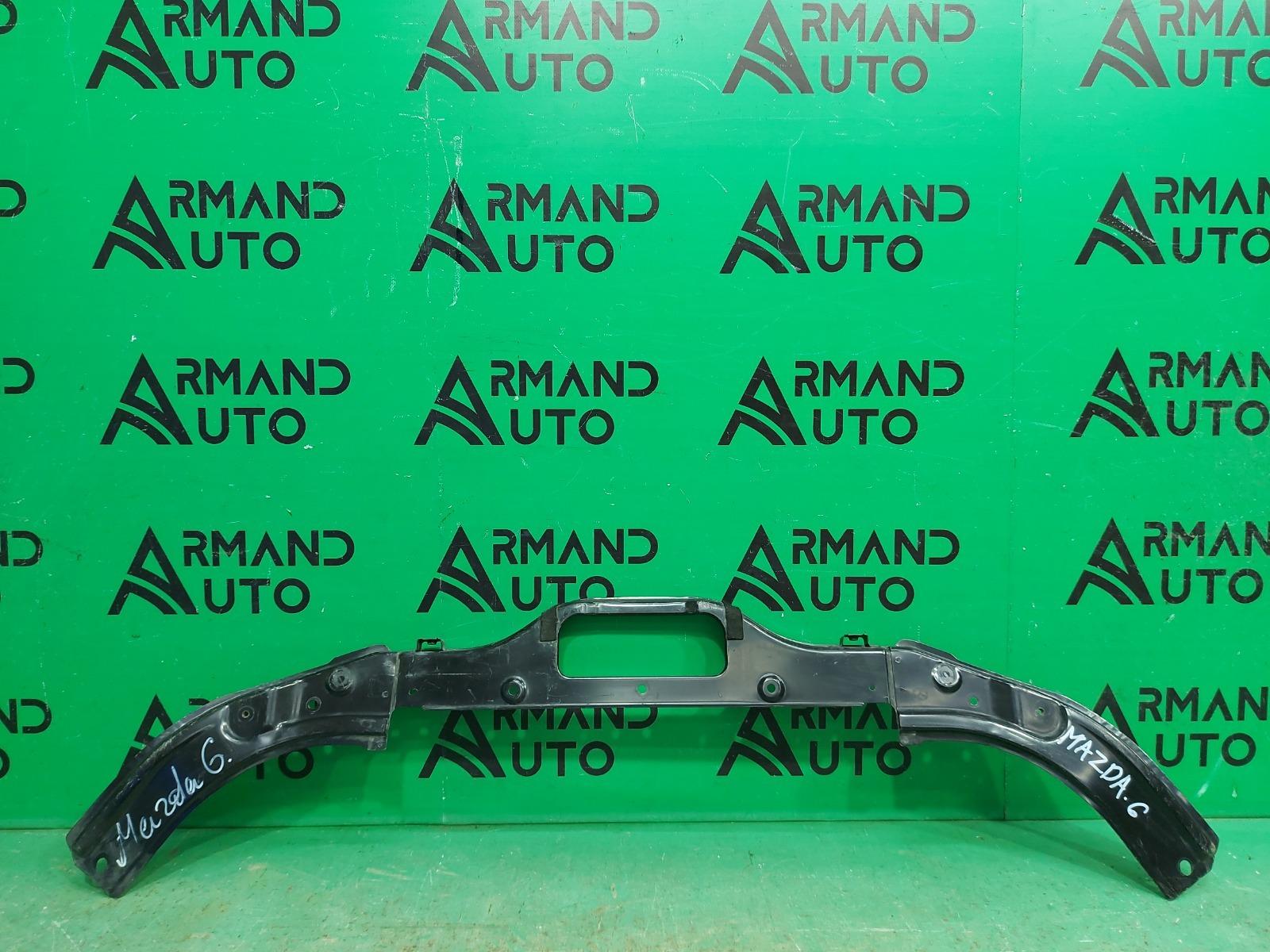 Панель передняя ( телевизор ) Mazda 6 GJ 2012 верхний (б/у)